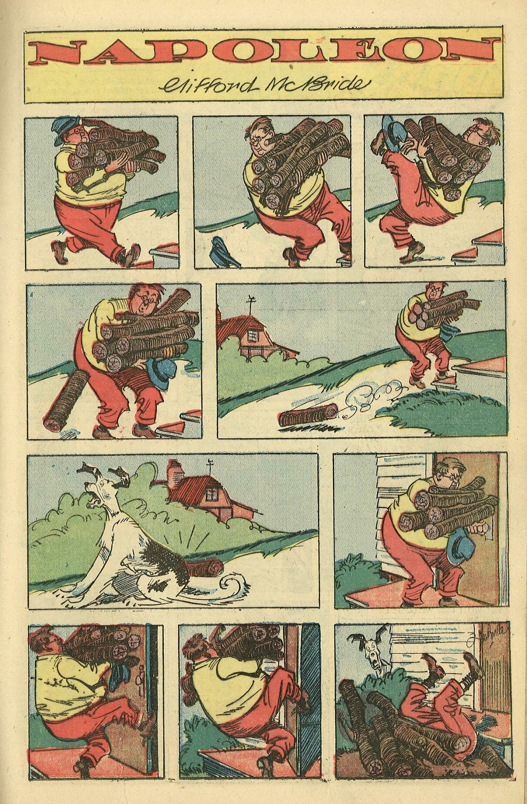 Read online Famous Funnies comic -  Issue #198 - 13