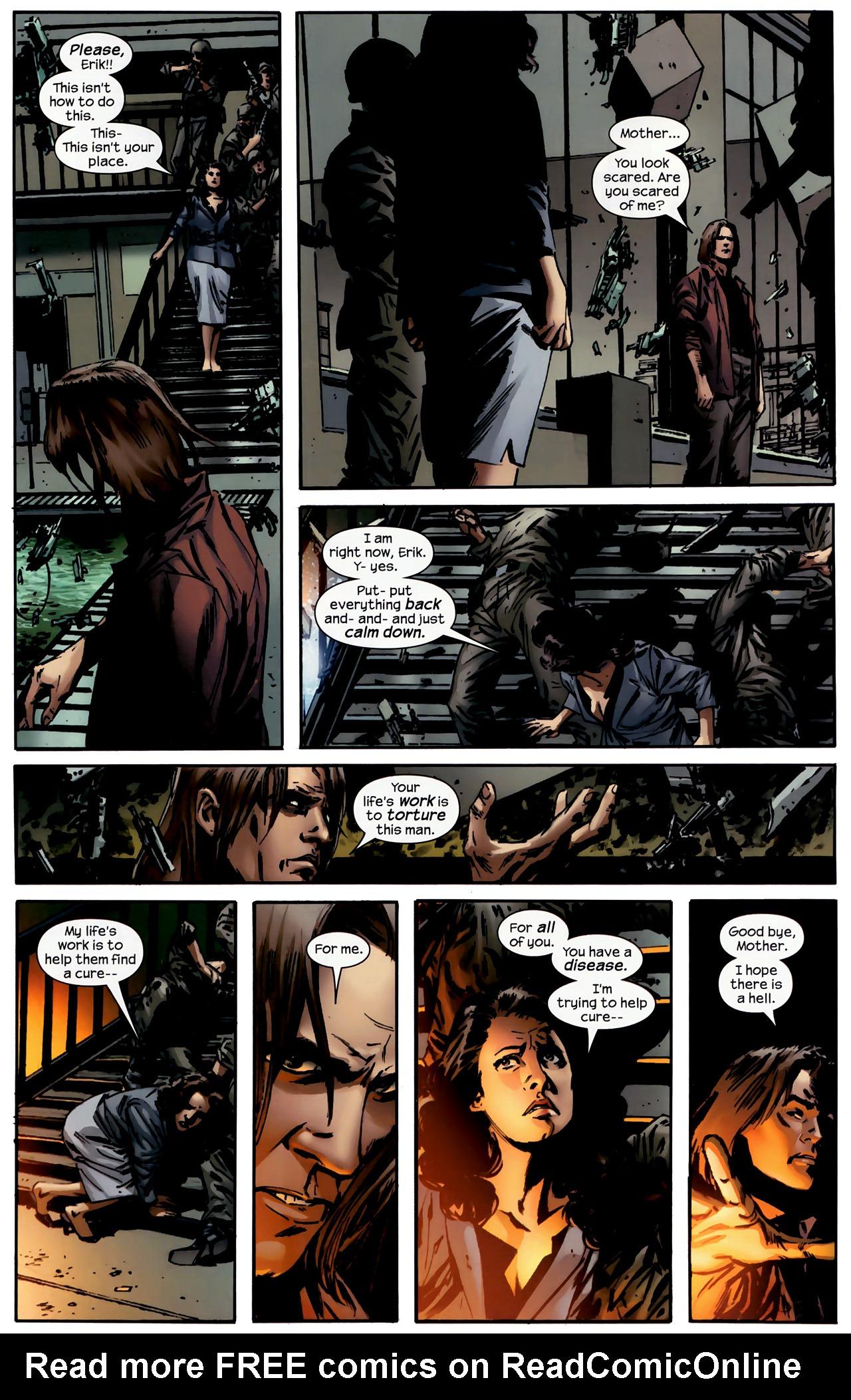 Read online Ultimate Origins comic -  Issue #3 - 9