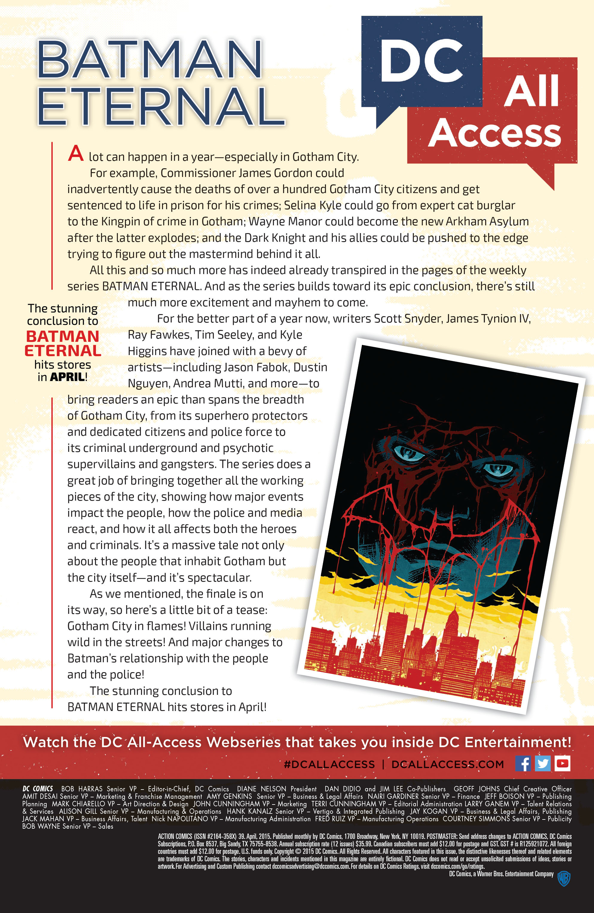 Read online Action Comics (2011) comic -  Issue #39 - 30