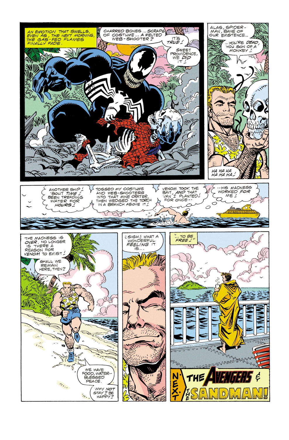 The Amazing Spider-Man (1963) 347 Page 22