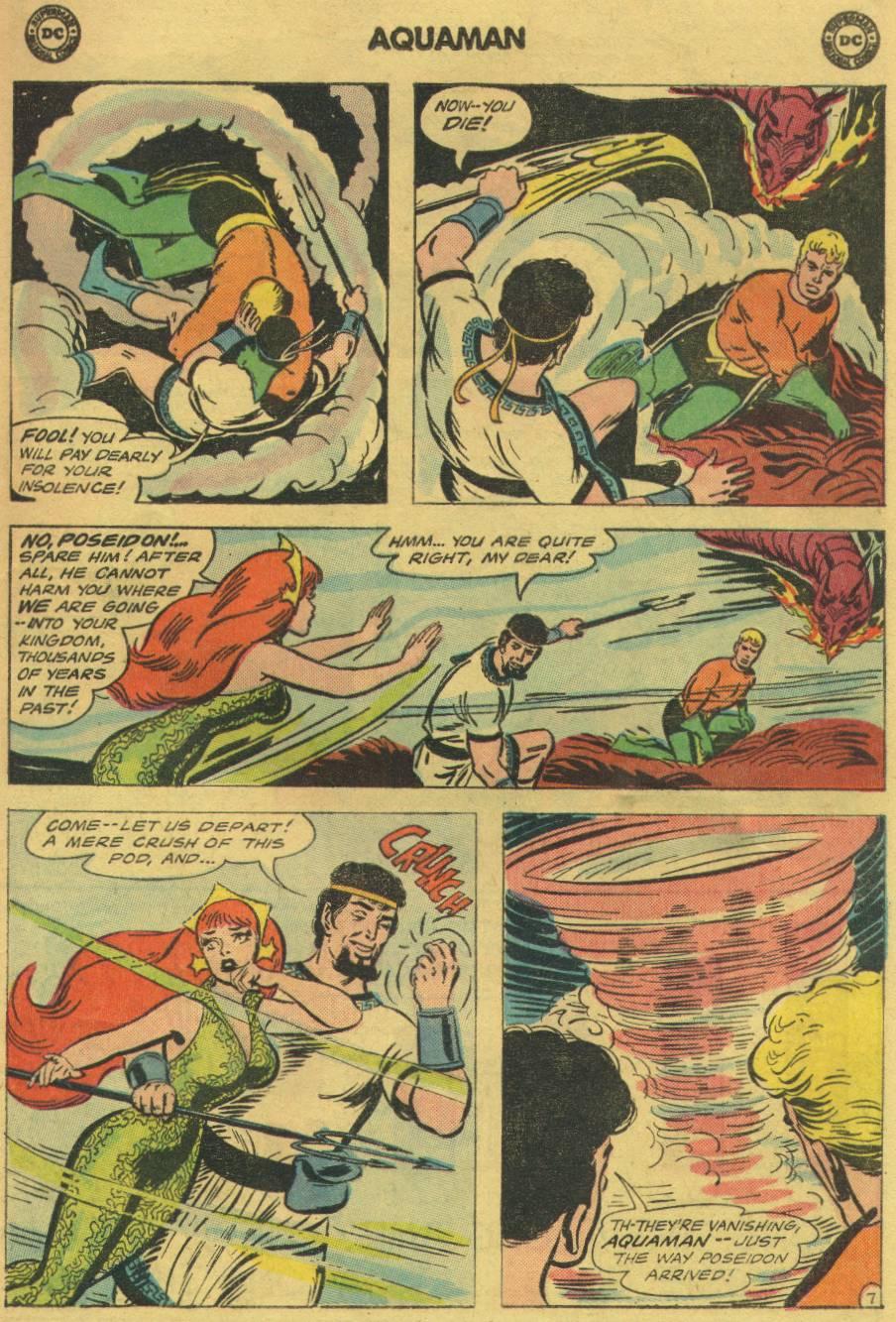 Read online Aquaman (1962) comic -  Issue #17 - 9