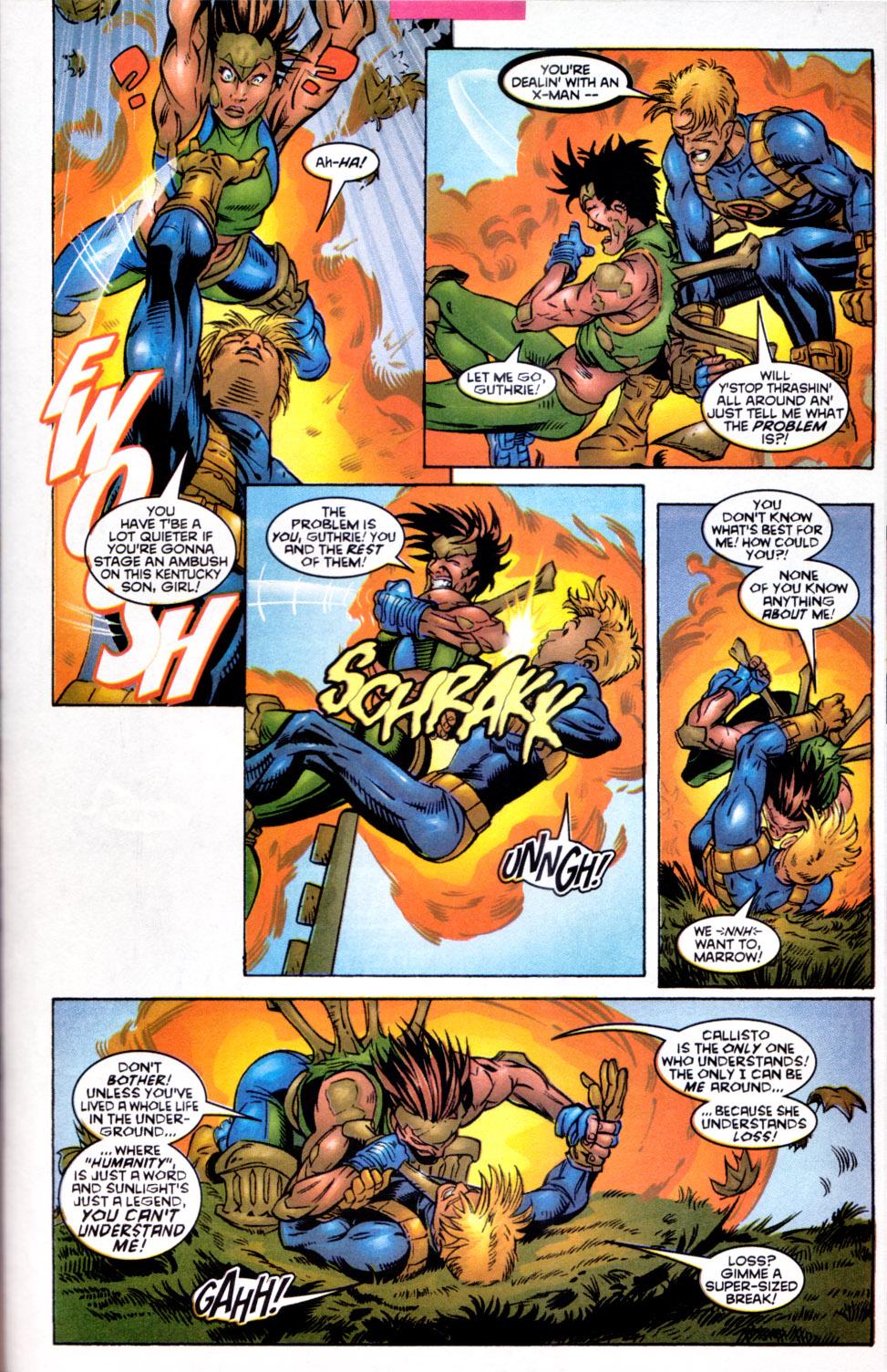 X-Men (1991) 79 Page 13