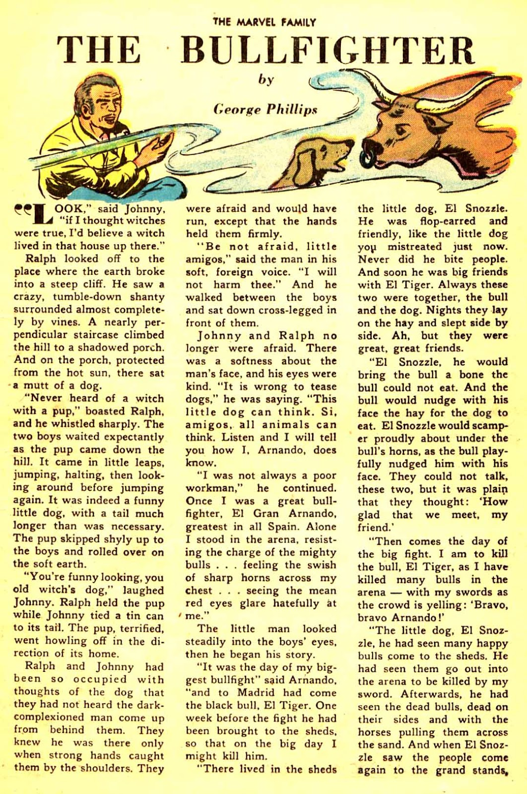 The Marvel Family issue 9 - Page 19