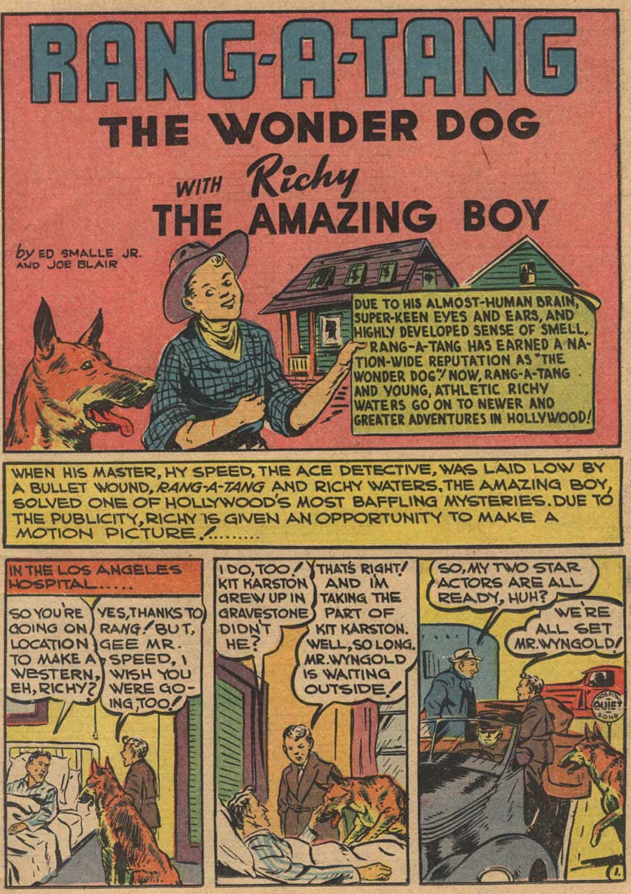 Blue Ribbon Comics (1939) issue 7 - Page 3