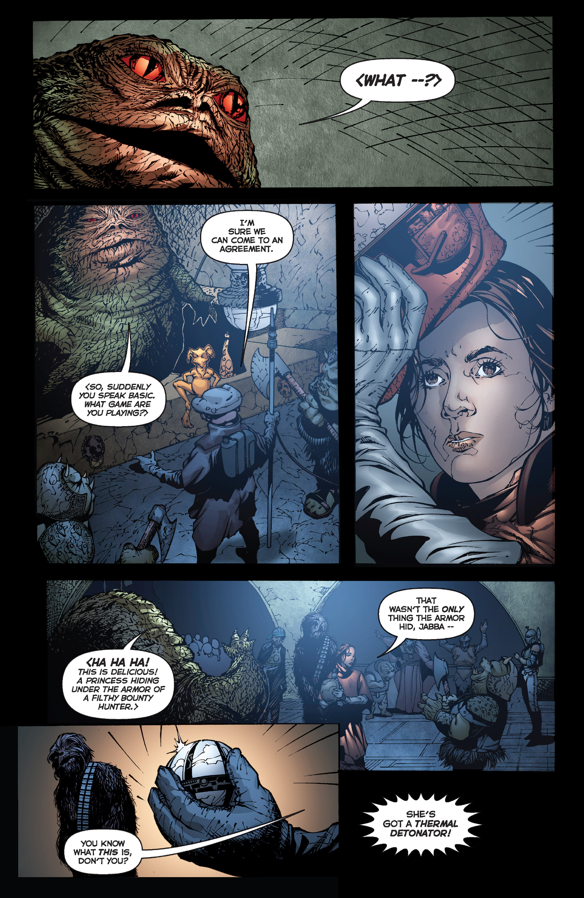 Read online Star Wars Omnibus comic -  Issue # Vol. 27 - 189