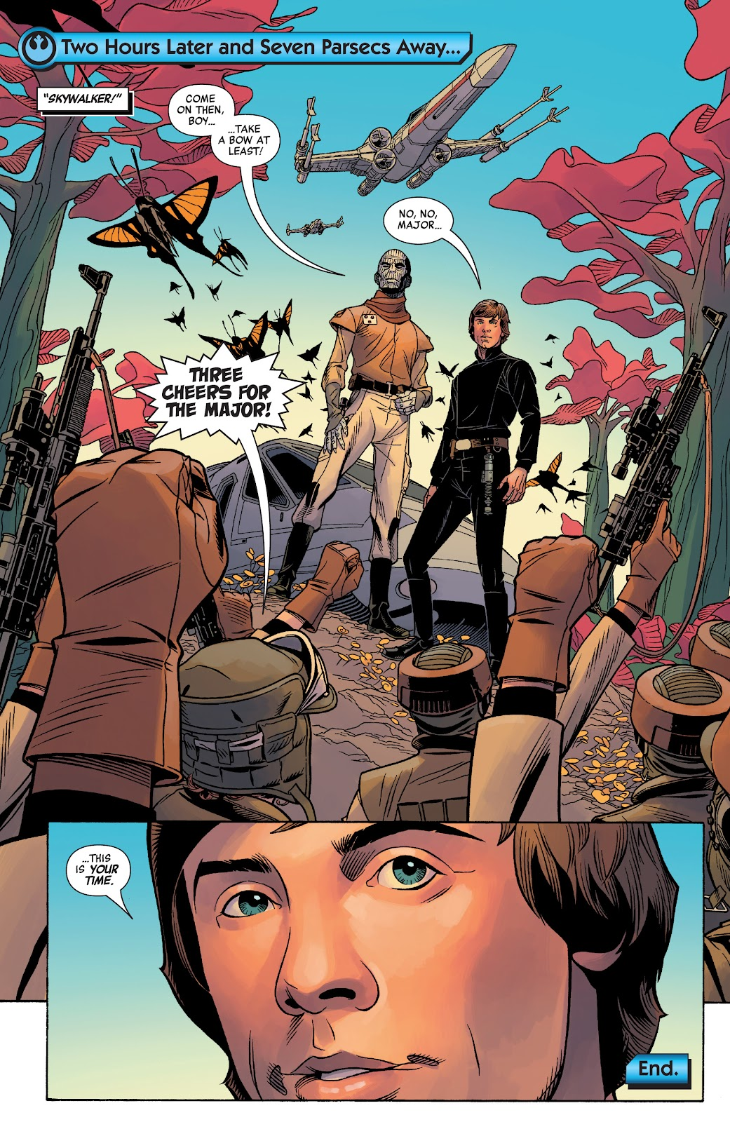 Read online Star Wars: Age of Rebellion - Heroes comic -  Issue # TPB - 92