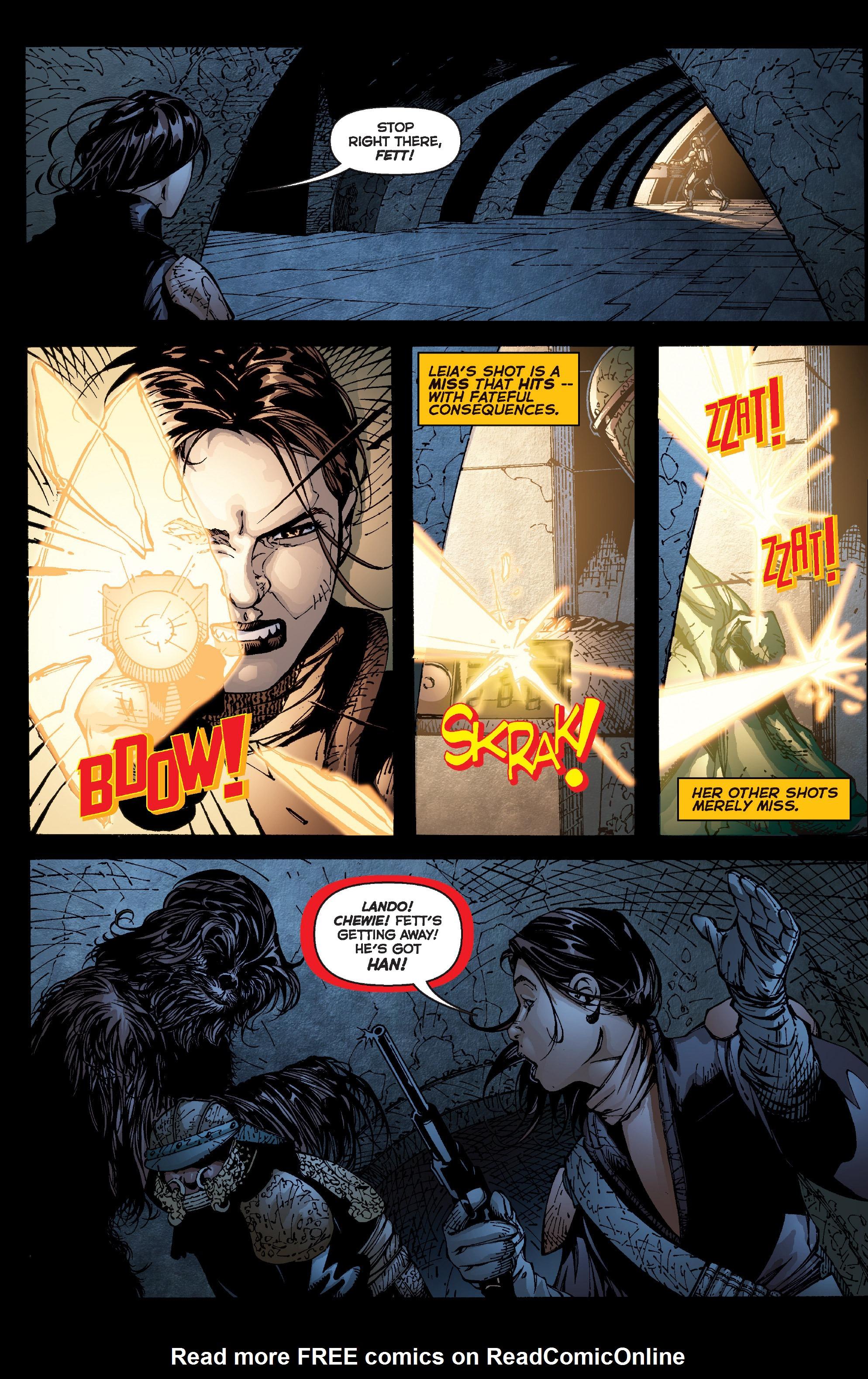 Read online Star Wars Omnibus comic -  Issue # Vol. 27 - 192