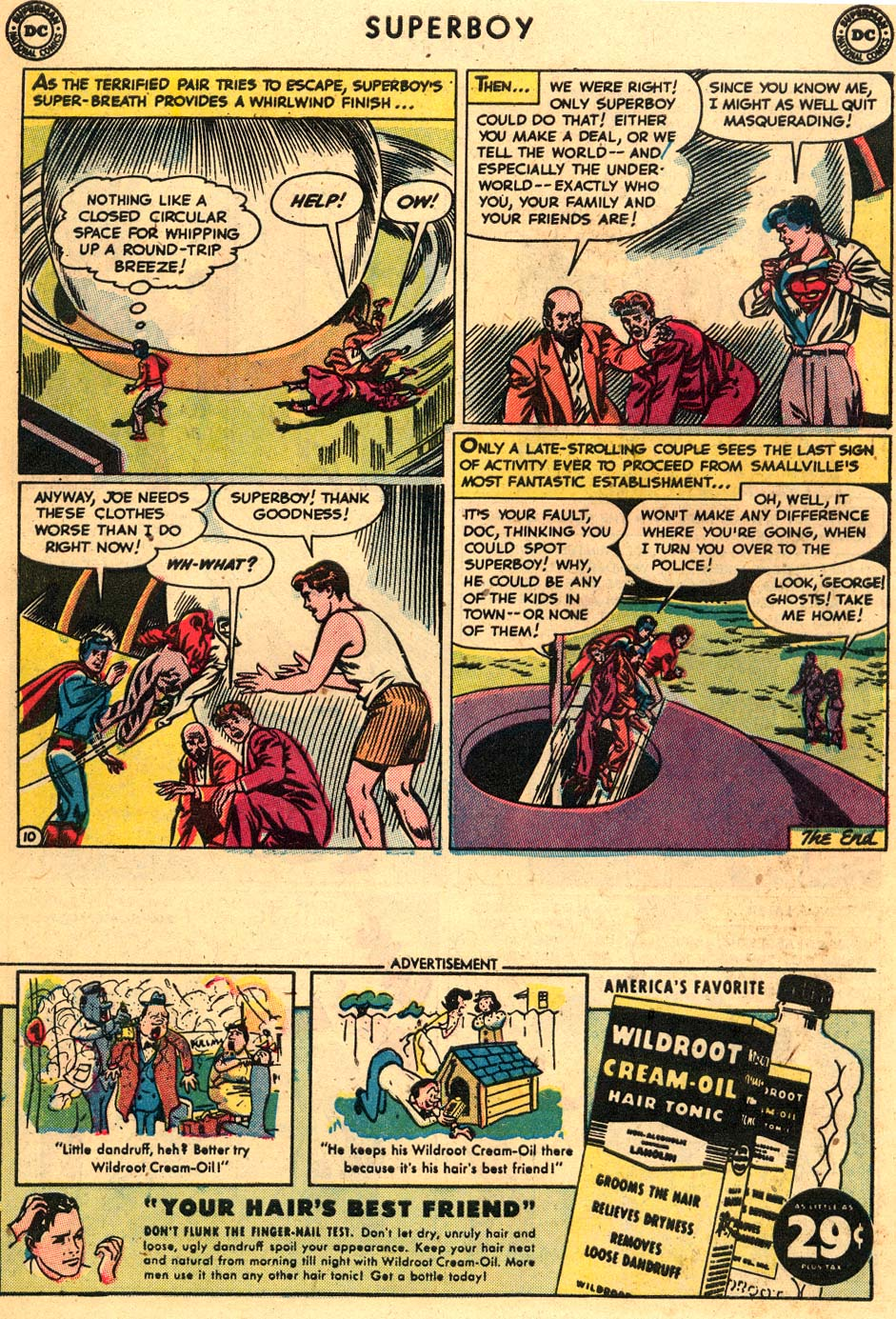 Superboy (1949) issue 20 - Page 11