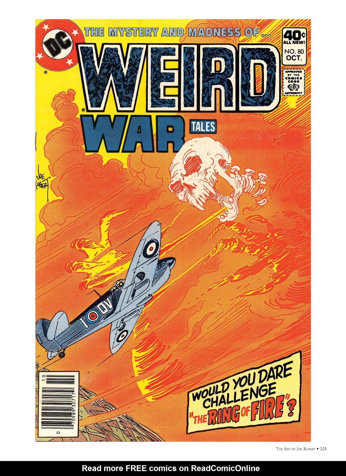 Read online The Art of Joe Kubert comic -  Issue # TPB (Part 3) - 23