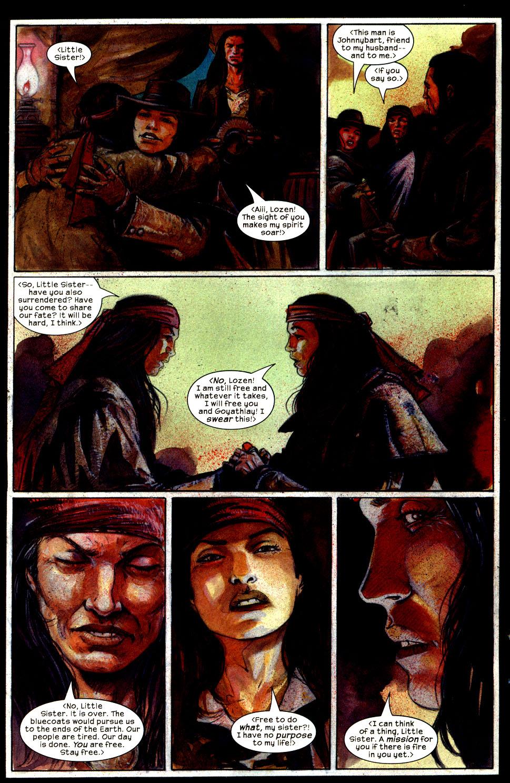 Read online Apache Skies comic -  Issue #3 - 15