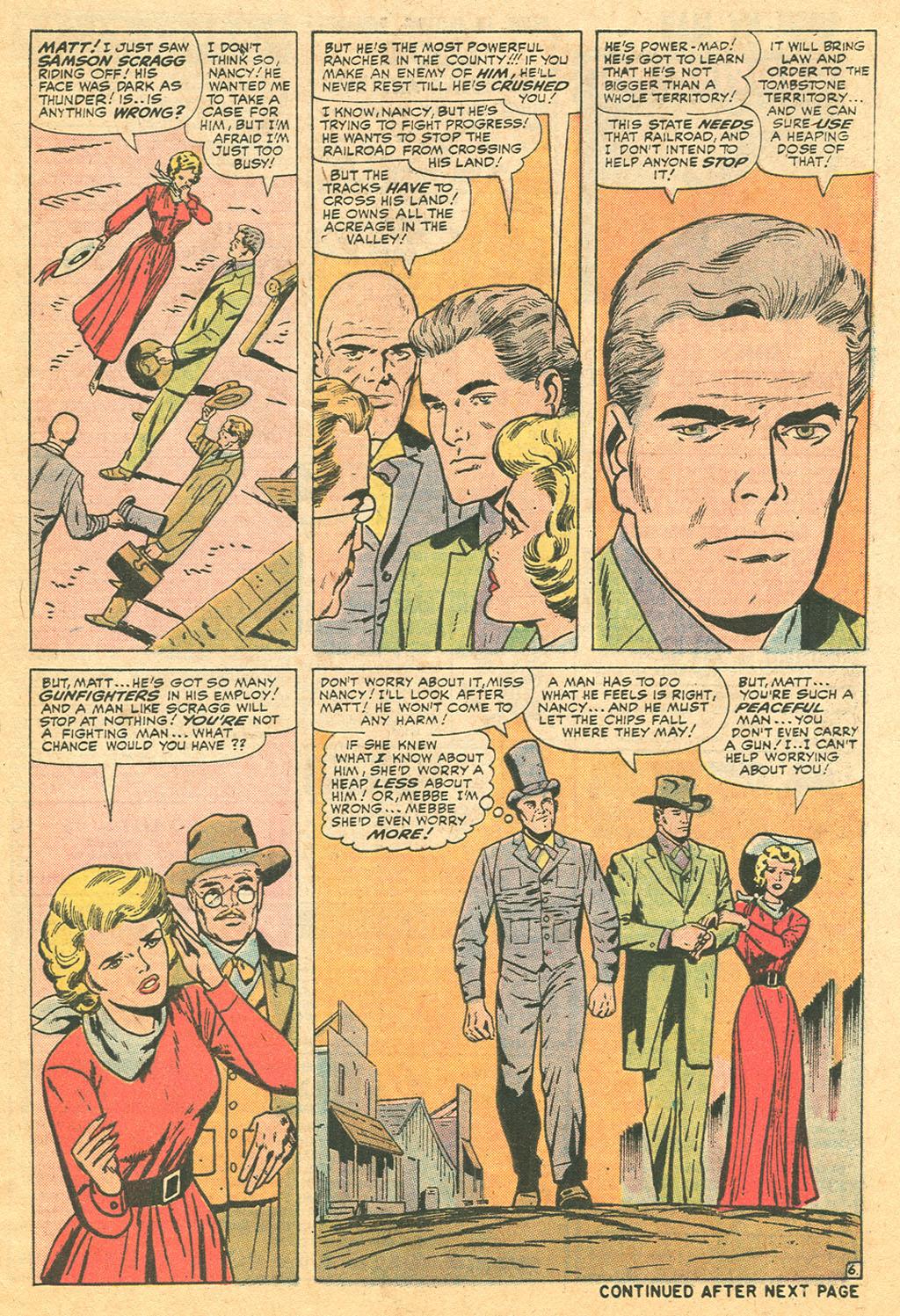 Read online Two-Gun Kid comic -  Issue #110 - 9