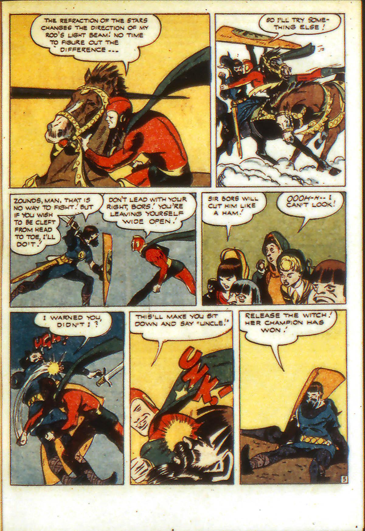 Read online Adventure Comics (1938) comic -  Issue #90 - 33