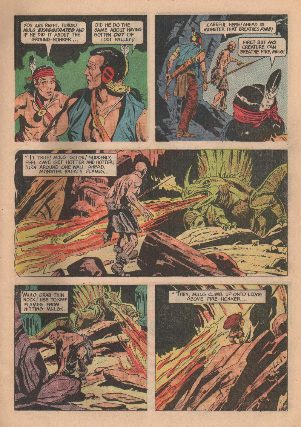Read online Turok, Son of Stone comic -  Issue #55 - 10