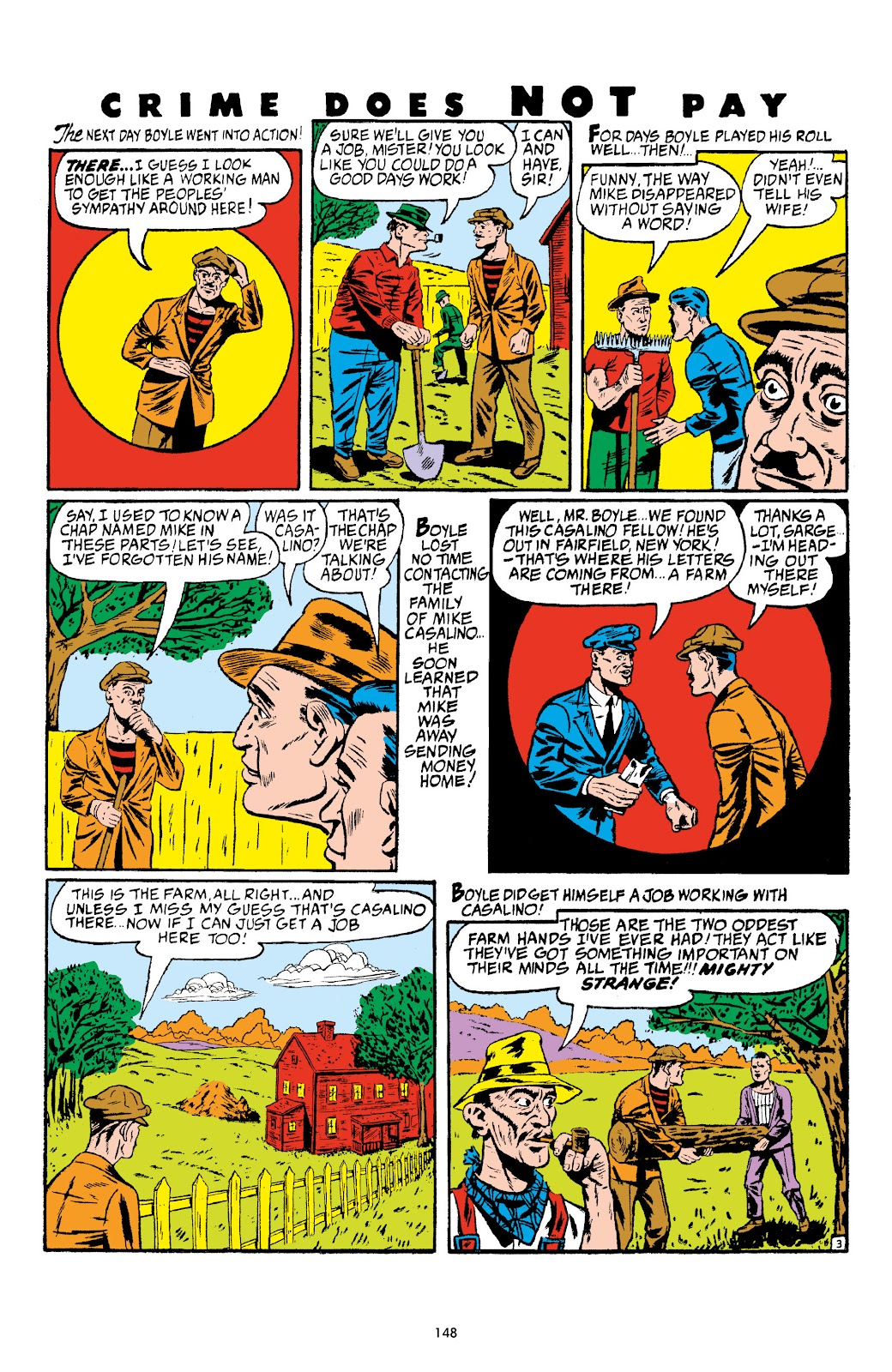 Read online Crime Does Not Pay Archives comic -  Issue # TPB 4 (Part 2) - 48