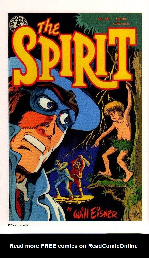 Read online Will Eisner's The Spirit Archives comic -  Issue # TPB 26 (Part 2) - 83