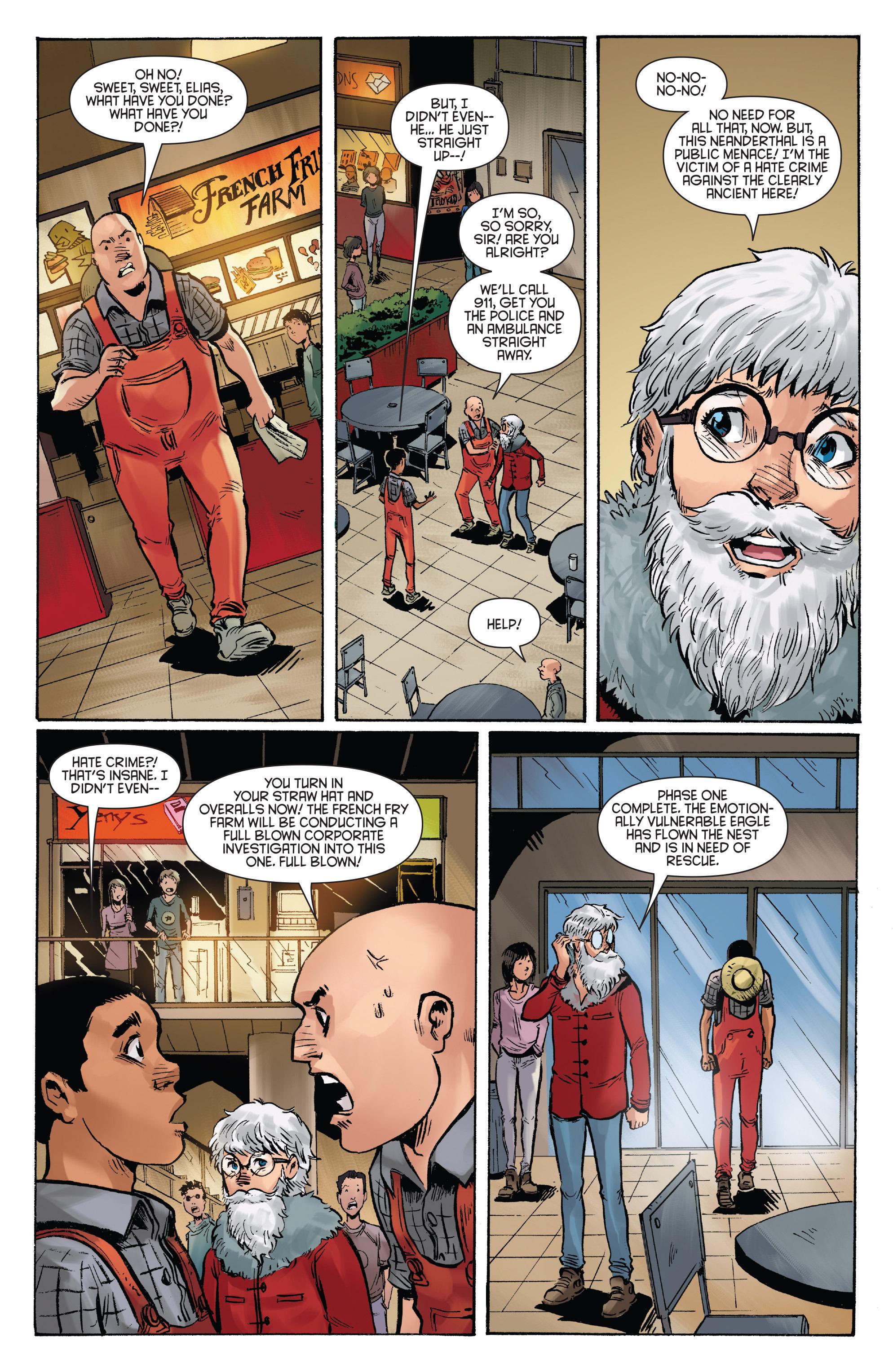Read online Smosh comic -  Issue #2 - 10