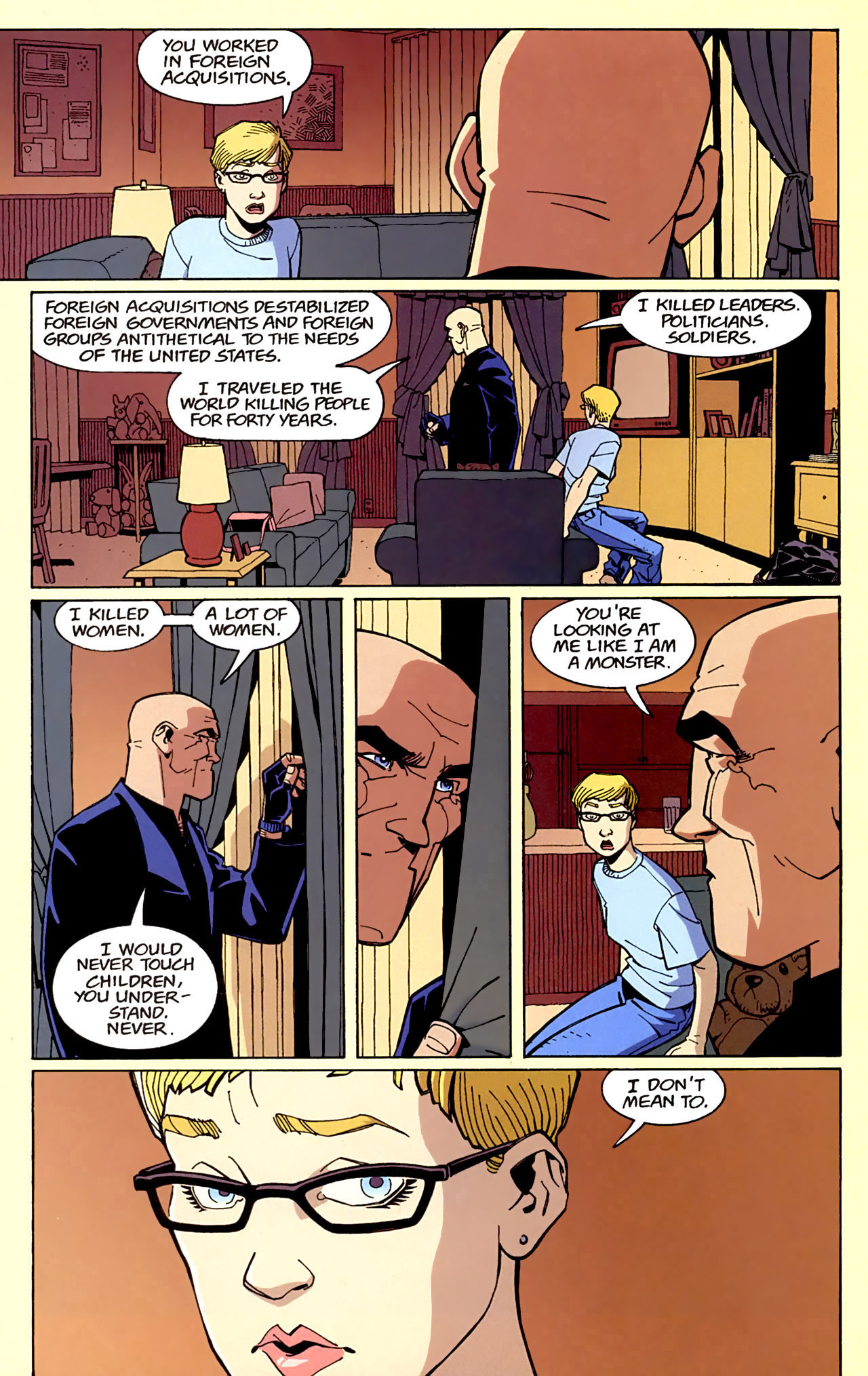 Read online Red comic -  Issue #2 - 16