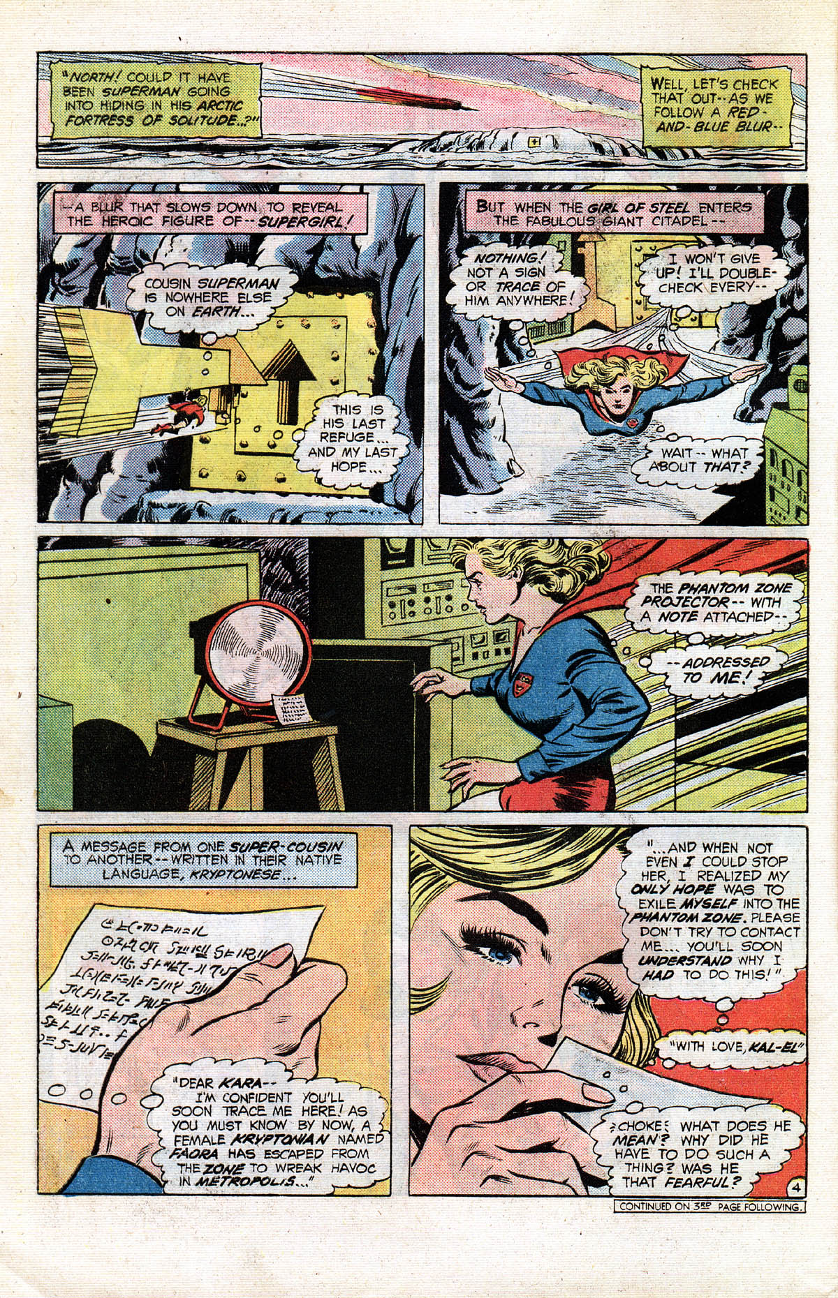 Read online Action Comics (1938) comic -  Issue #473 - 6