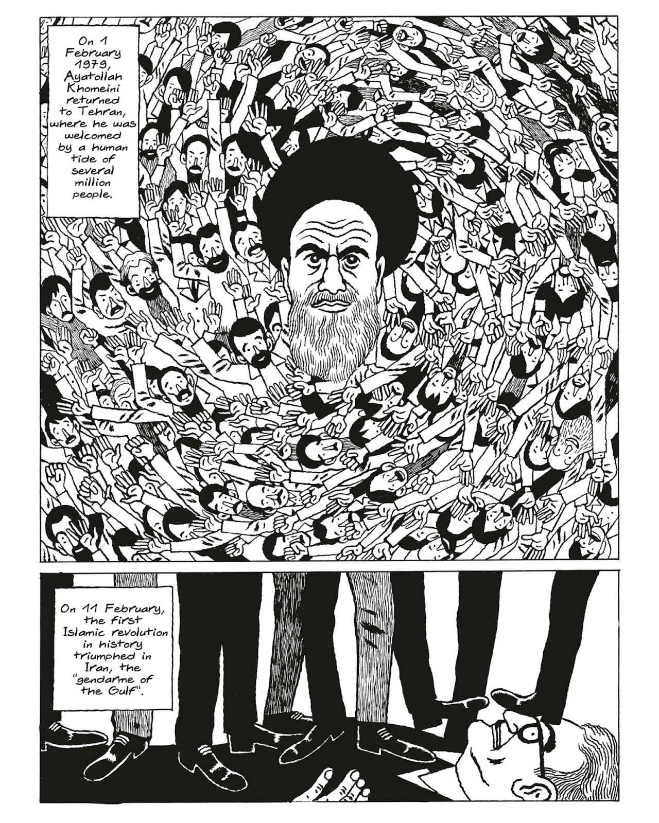 Best of Enemies: A History of US and Middle East Relations issue TPB_2 - Page 61