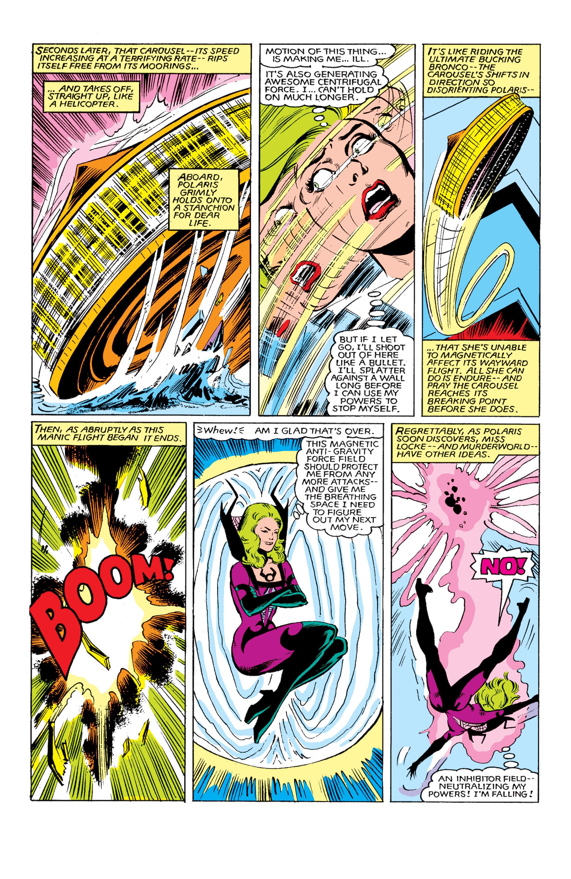 Read online Uncanny X-Men (1963) comic -  Issue #146 - 18