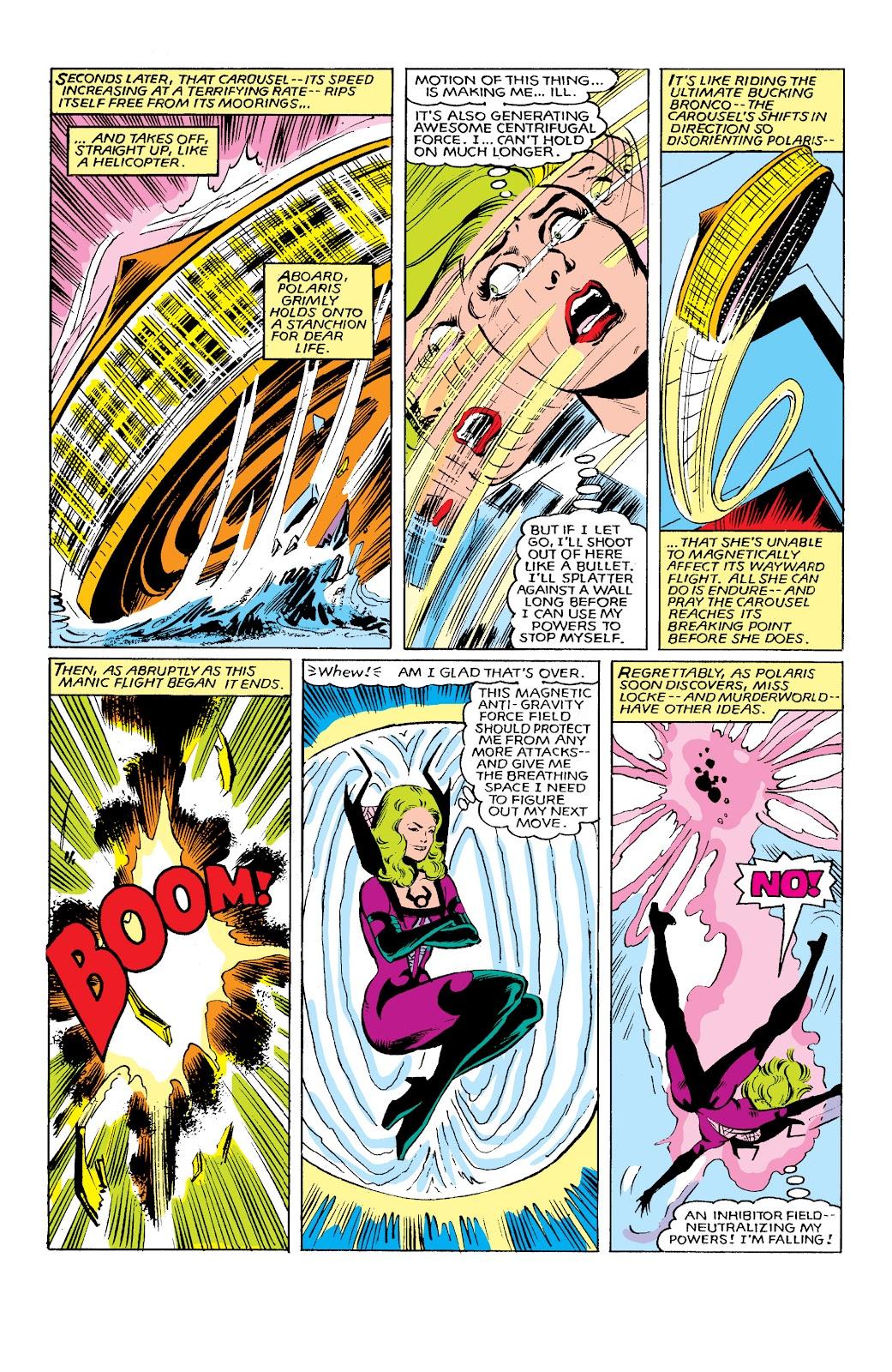 Uncanny X-Men (1963) issue 146 - Page 18