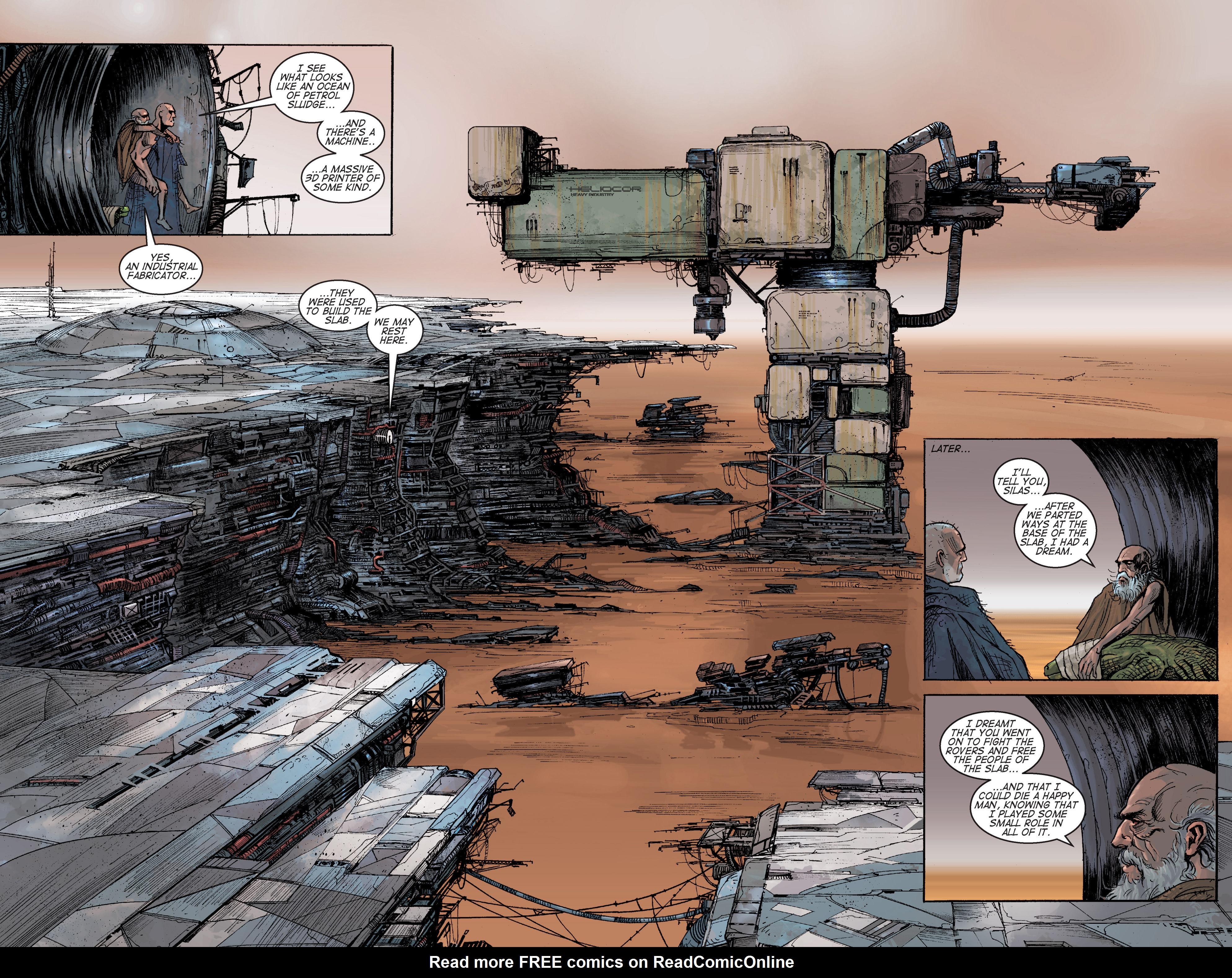 Read online Planetoid comic -  Issue # TPB - 128