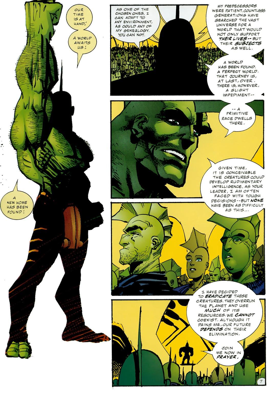 The Savage Dragon (1993) Issue #150 #153 - English 80