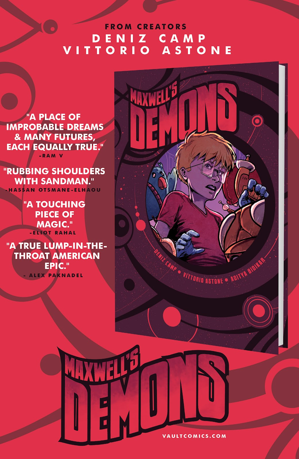Read online Maxwell's Demons comic -  Issue #4 - 52