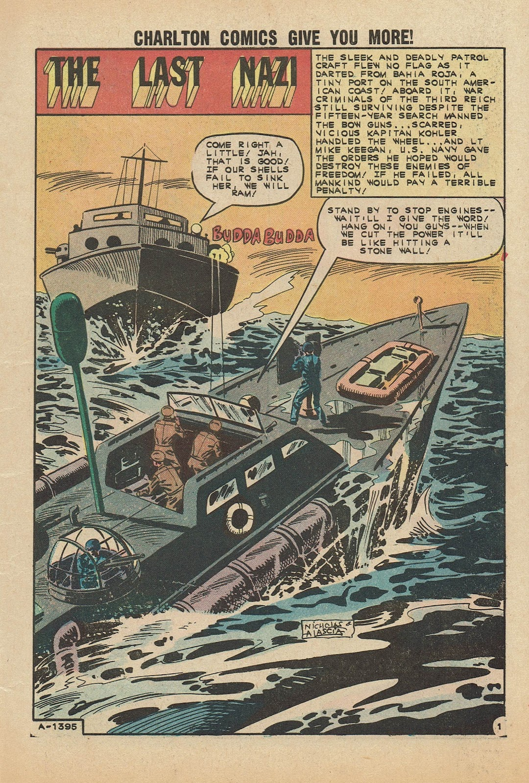 Read online Fightin' Navy comic -  Issue #104 - 3