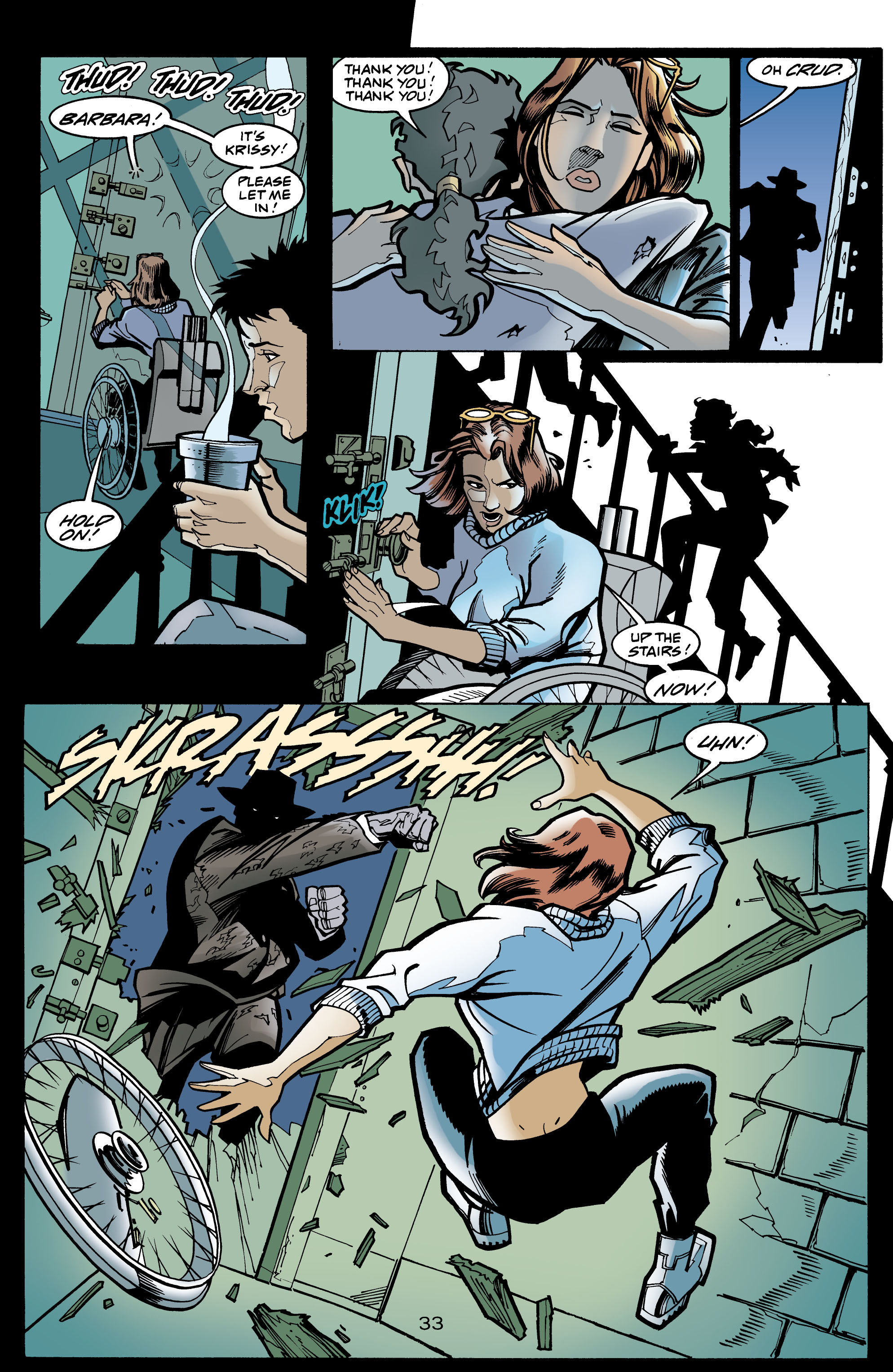 Read online Batman: Day of Judgment comic -  Issue # Full - 34