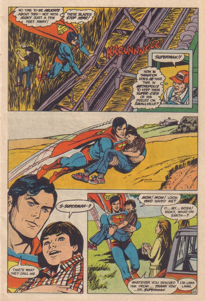 Read online Superman III comic -  Issue # Full - 23