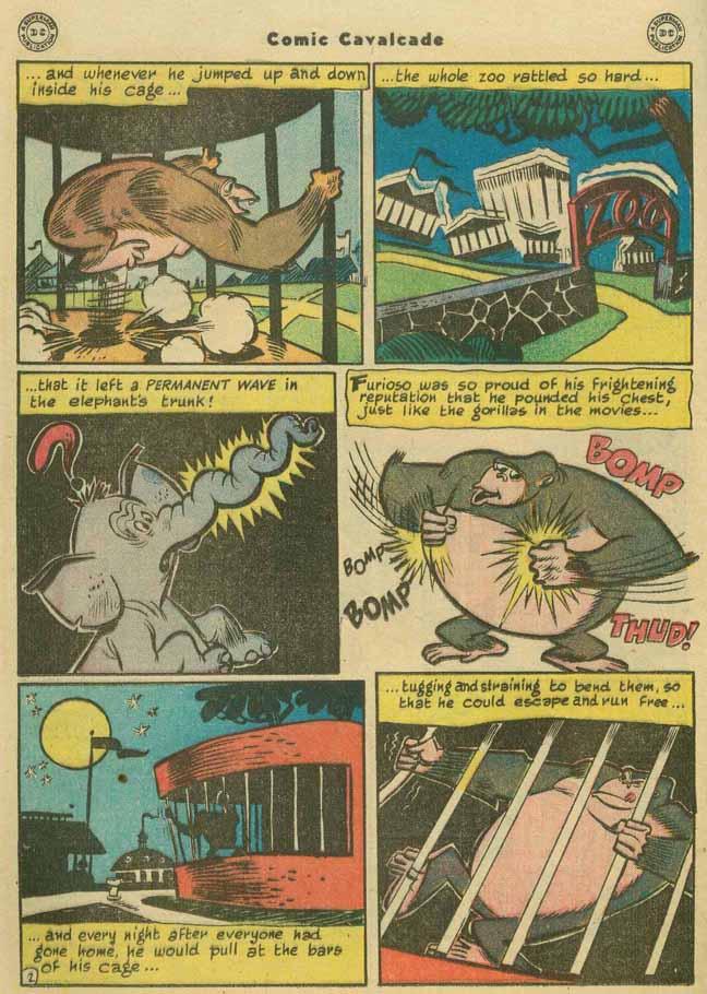 Comic Cavalcade issue 35 - Page 58
