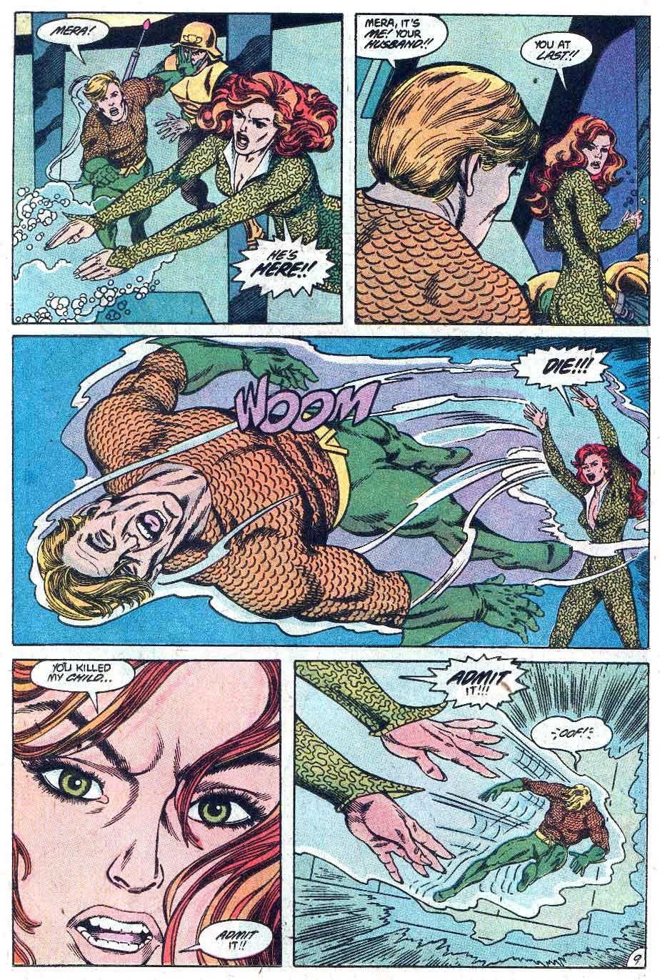 Read online Aquaman (1989) comic -  Issue #3 - 10
