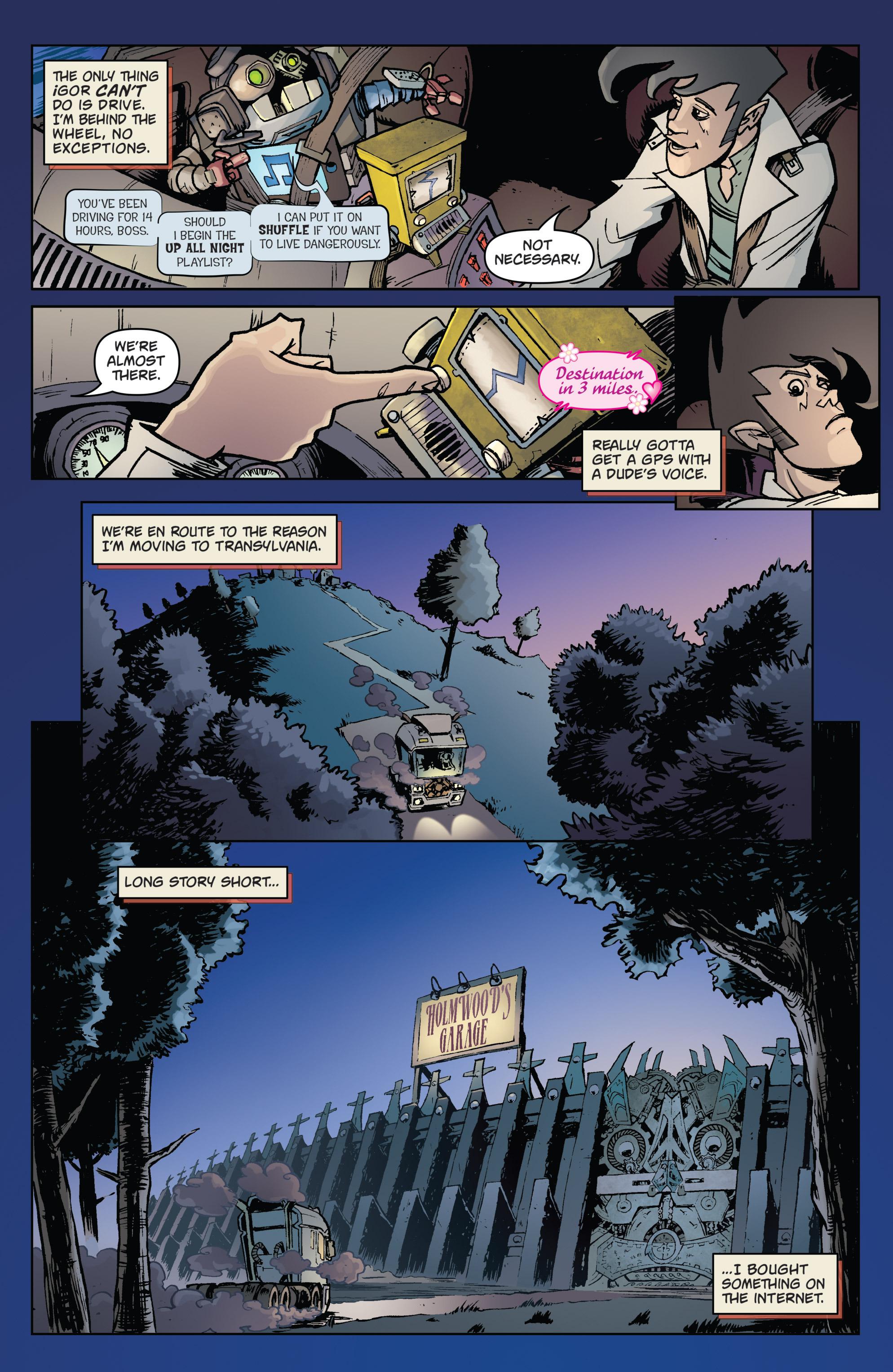 Read online Monster Motors comic -  Issue # Full - 6