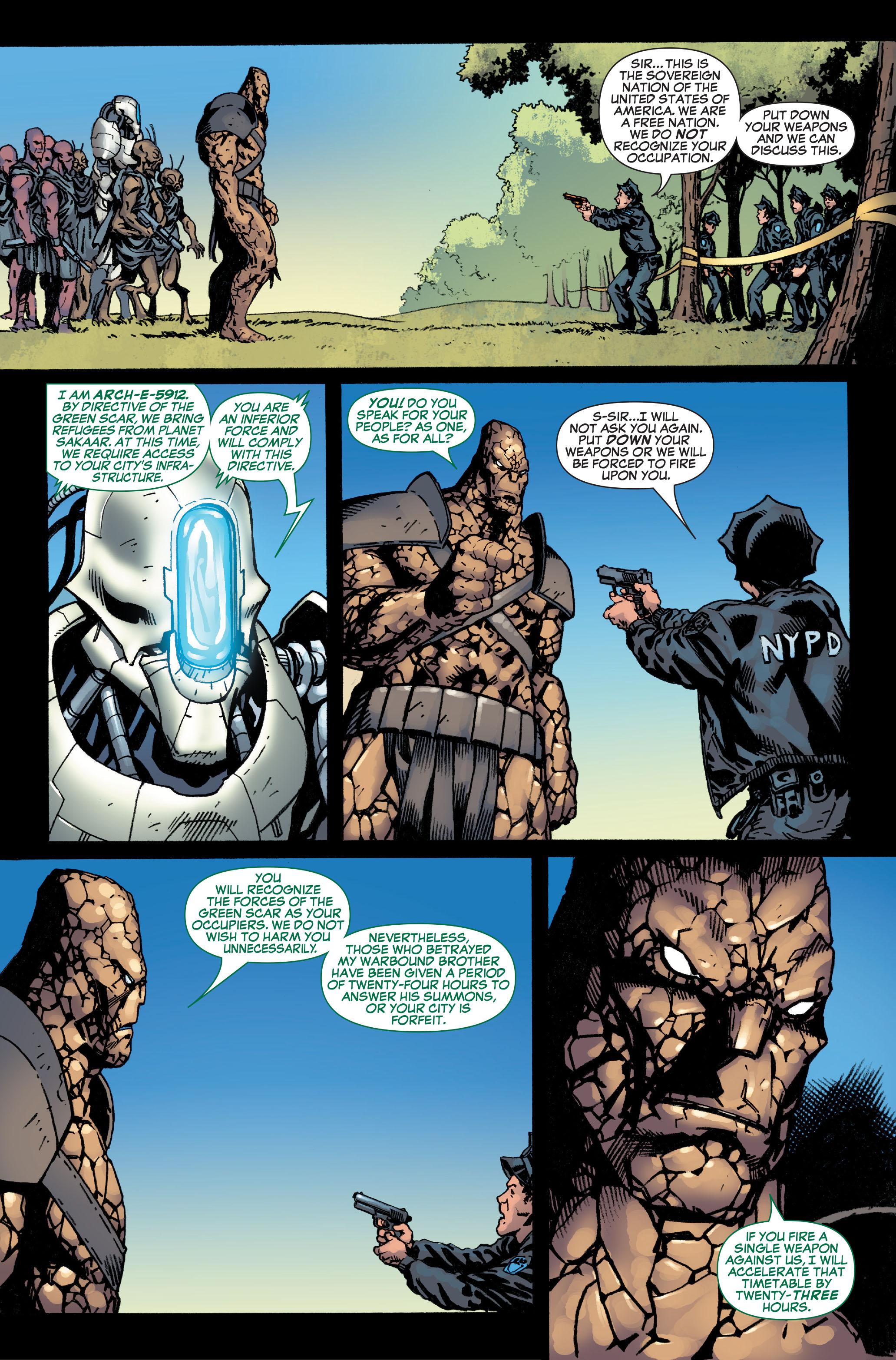 Read online World War Hulk: Front Line comic -  Issue #1 - 14