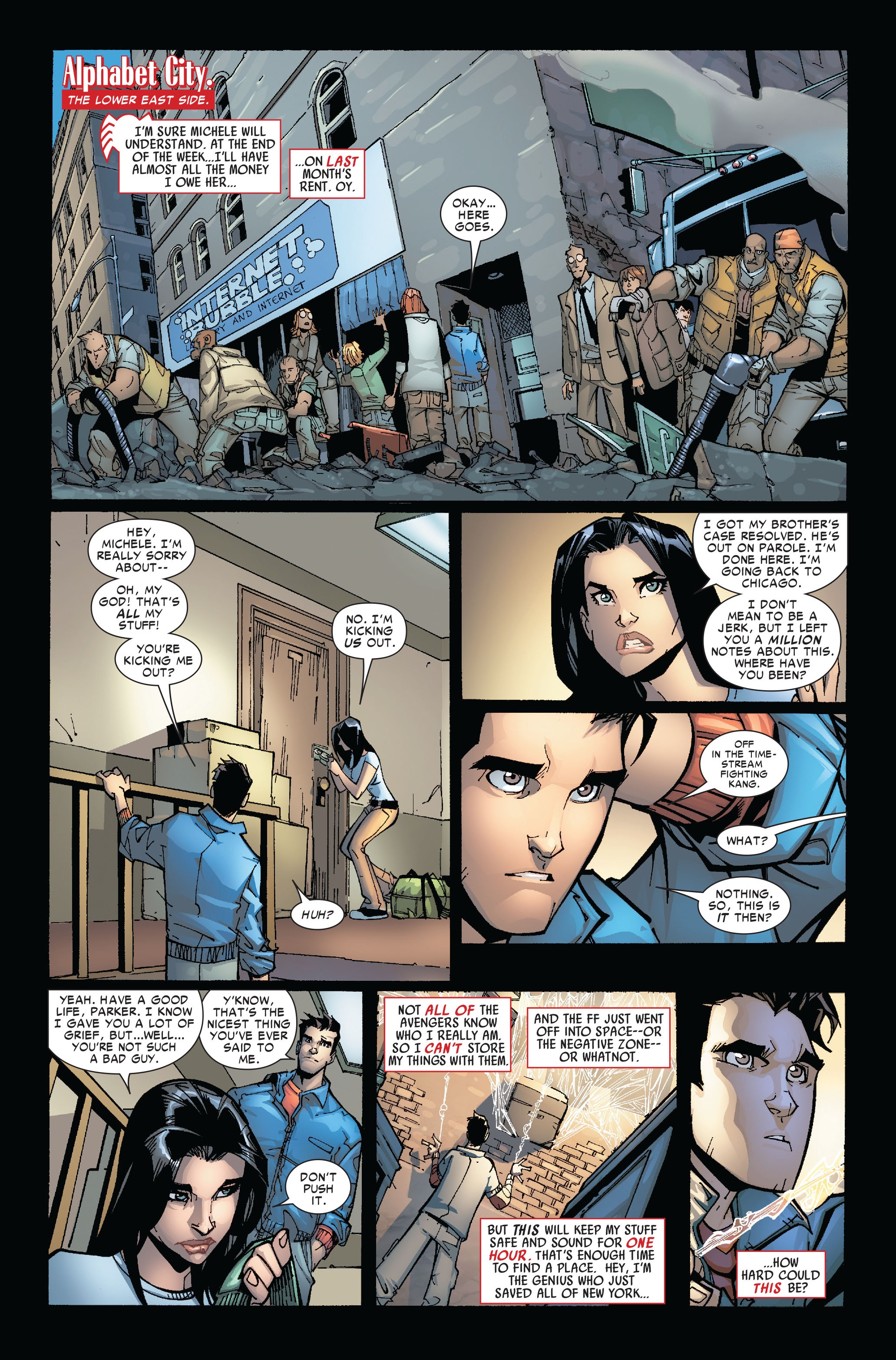 Amazing Spider-Man: Big Time TPB Page 22