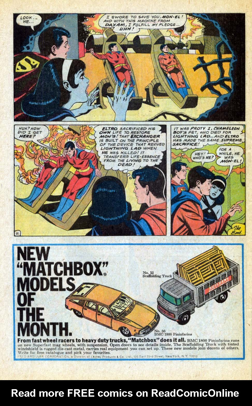 Read online Action Comics (1938) comic -  Issue #384 - 32