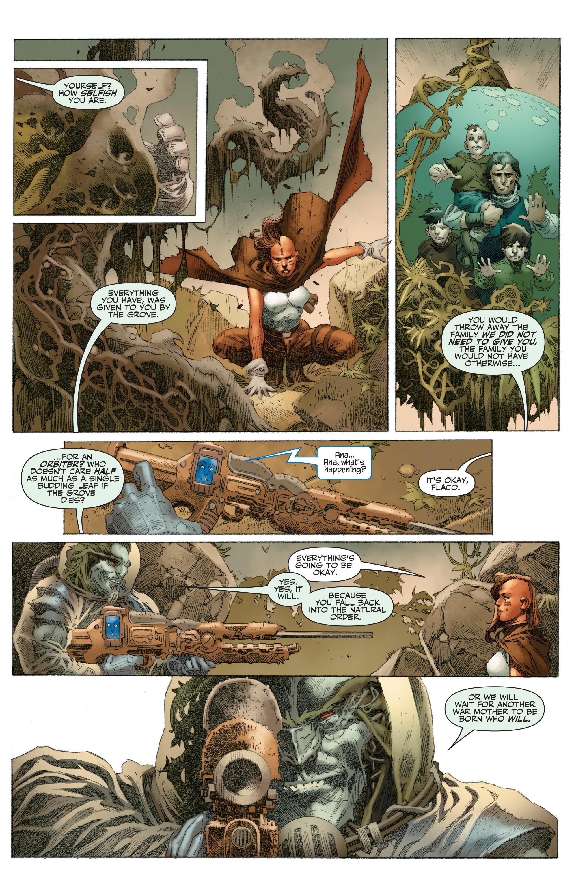 Read online 4001 A.D.: War Mother comic -  Issue #4001 A.D.: War Mother Full - 26