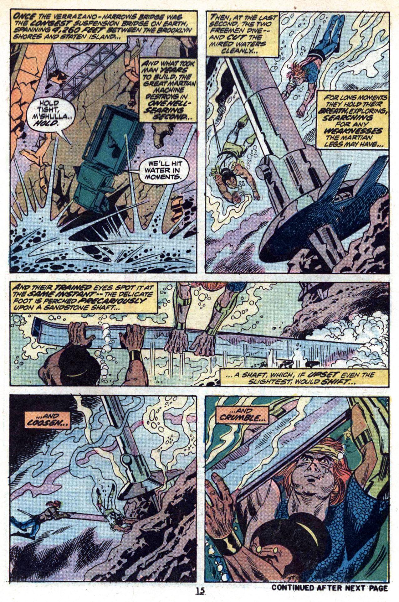 Read online Amazing Adventures (1970) comic -  Issue #20 - 17