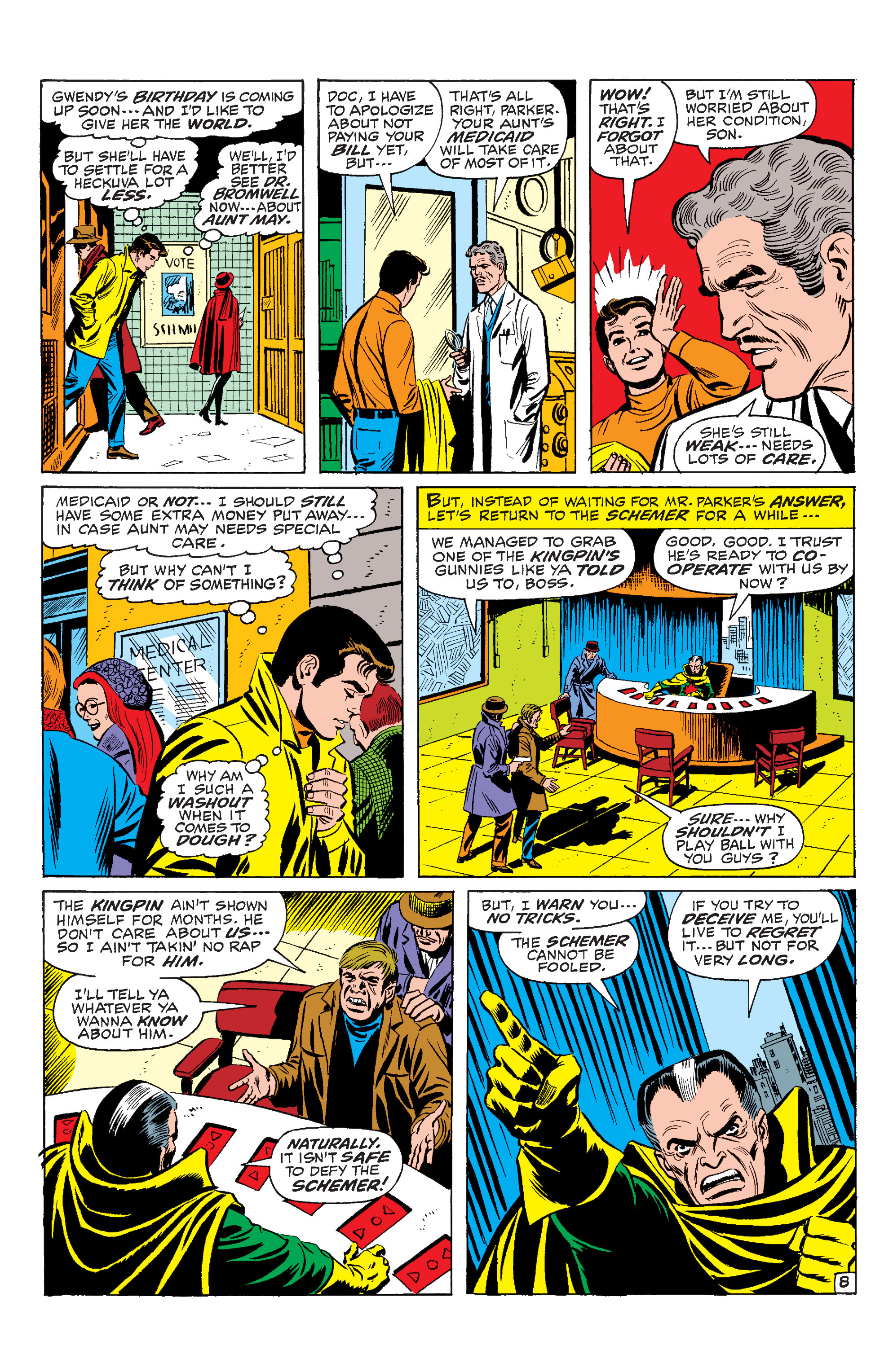 The Amazing Spider-Man (1963) 83 Page 8