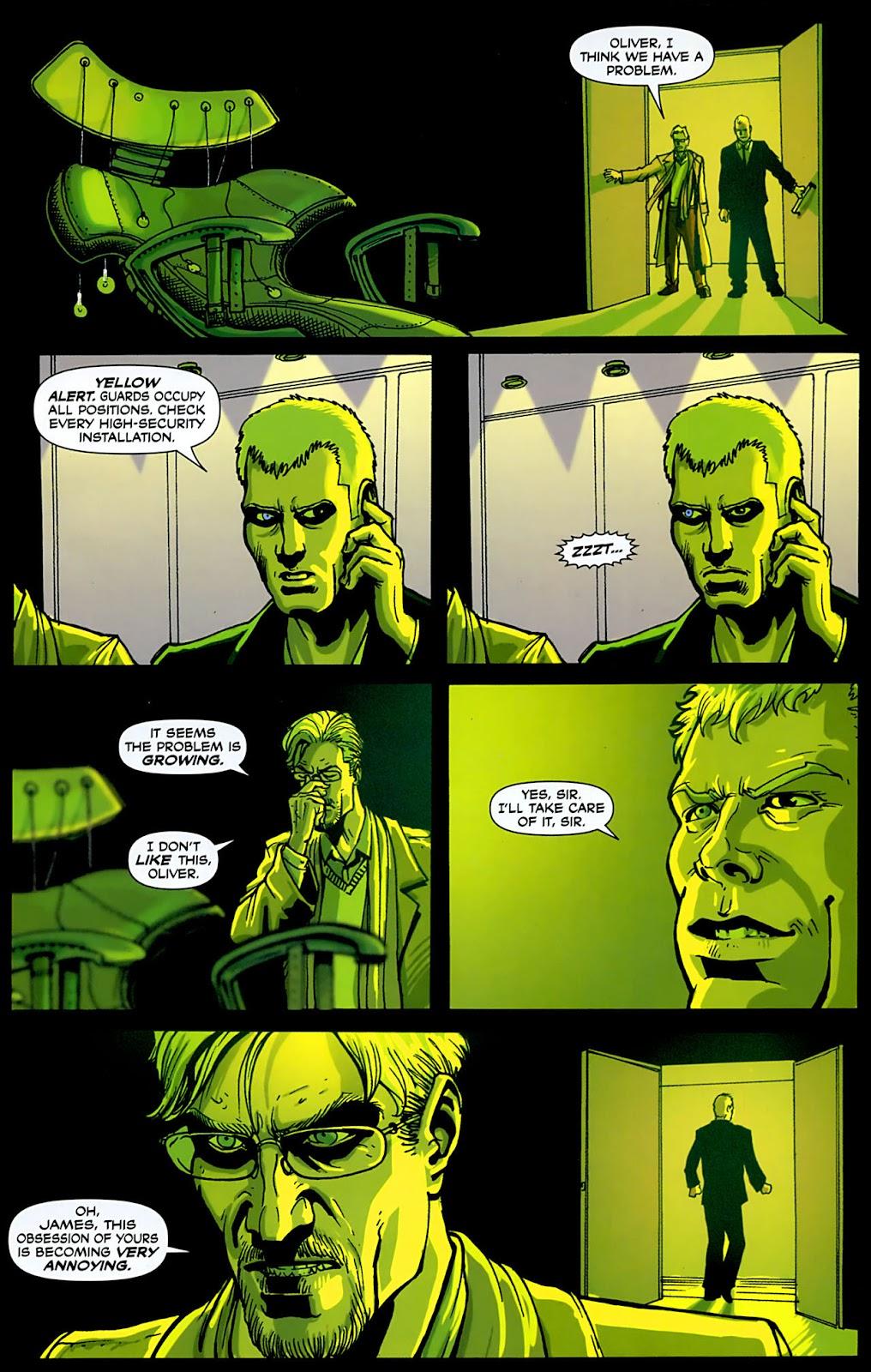 Read online Lazarus (2007) comic -  Issue #3 - 8