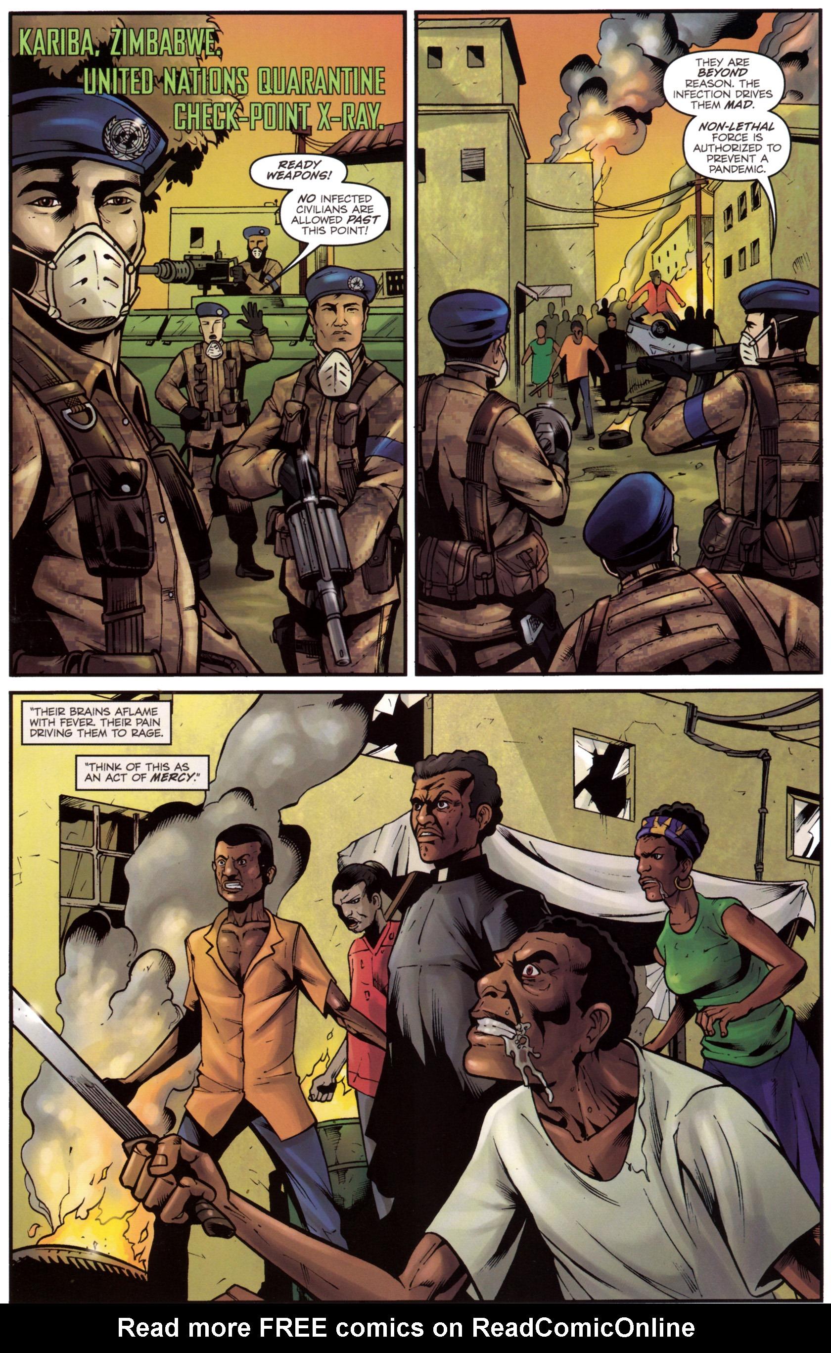 Read online G.I. Joe: Snake Eyes comic -  Issue #5 - 9