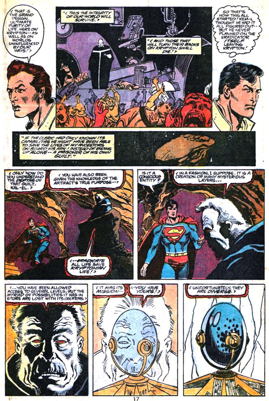 Read online Adventures of Superman (1987) comic -  Issue #460 - 18