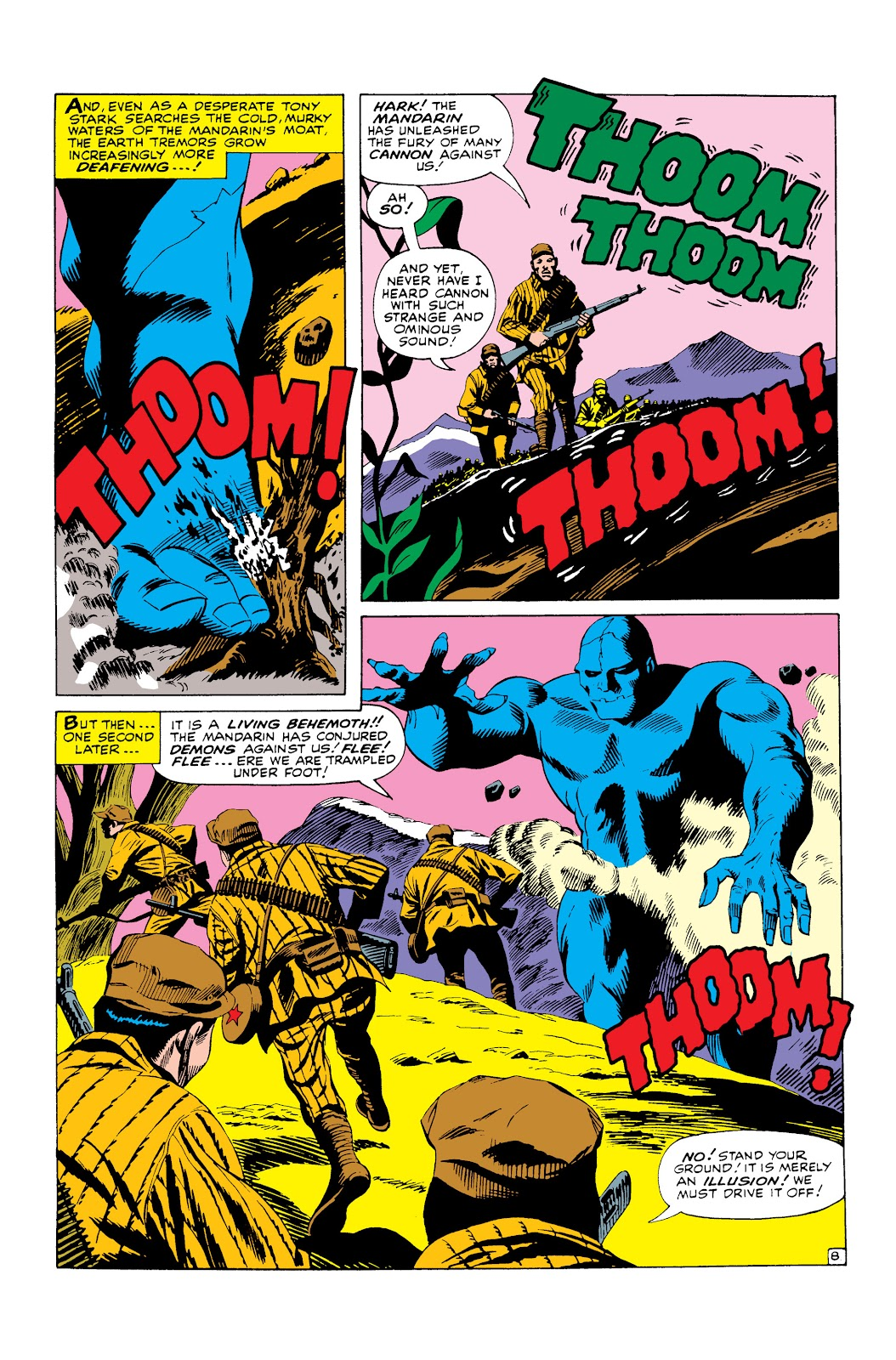 Read online Marvel Masterworks: The Invincible Iron Man comic -  Issue # TPB 3 (Part 3) - 64