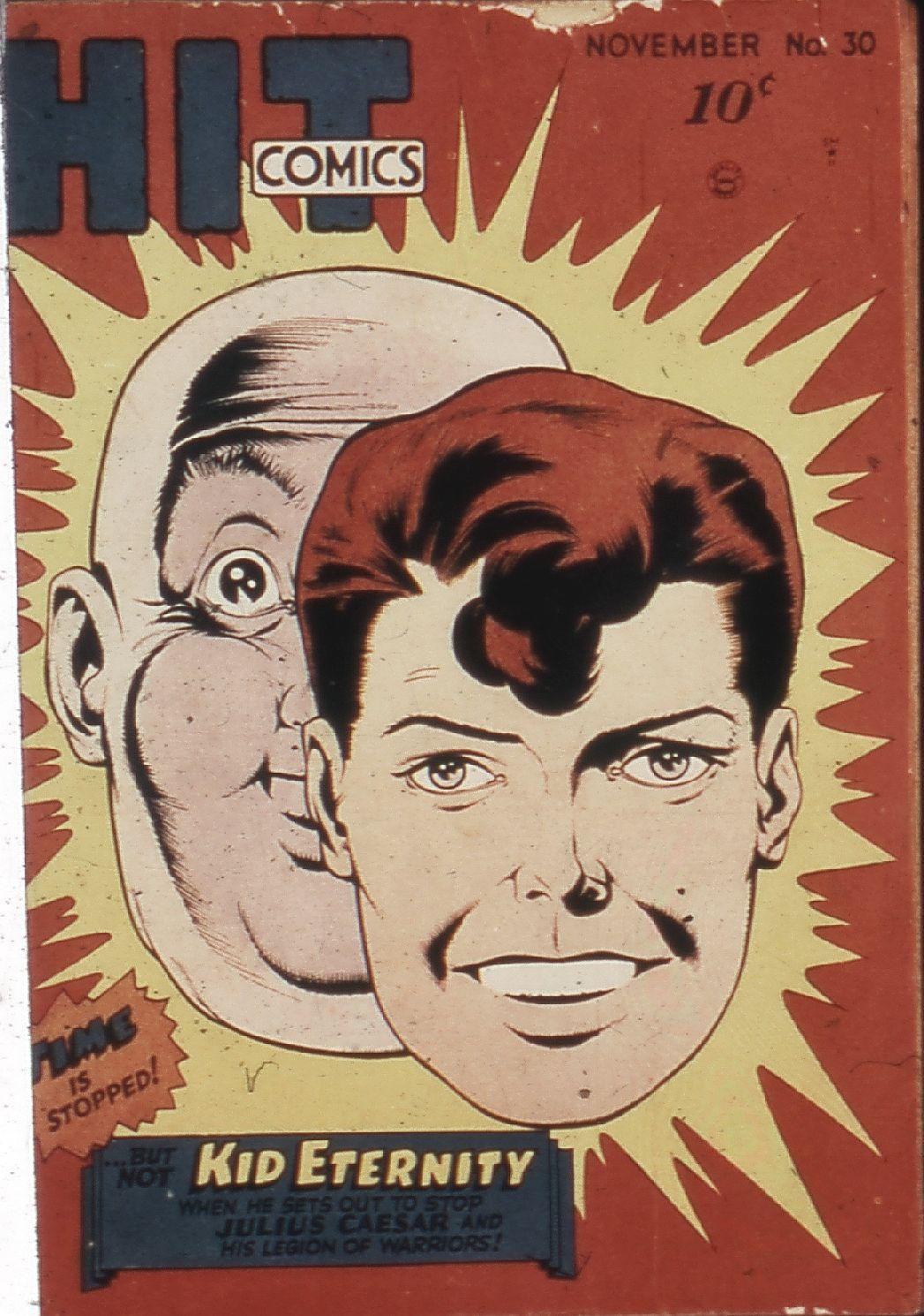 Read online Hit Comics comic -  Issue #30 - 2