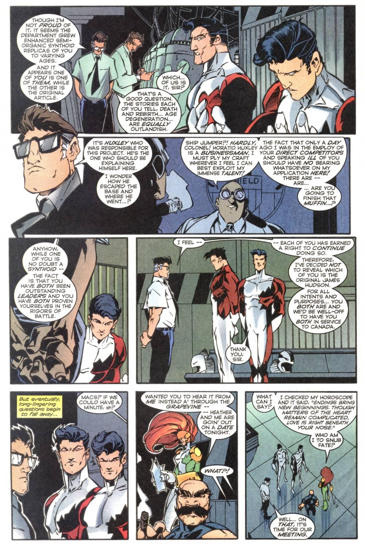 Read online Alpha Flight (1997) comic -  Issue #20 - 22