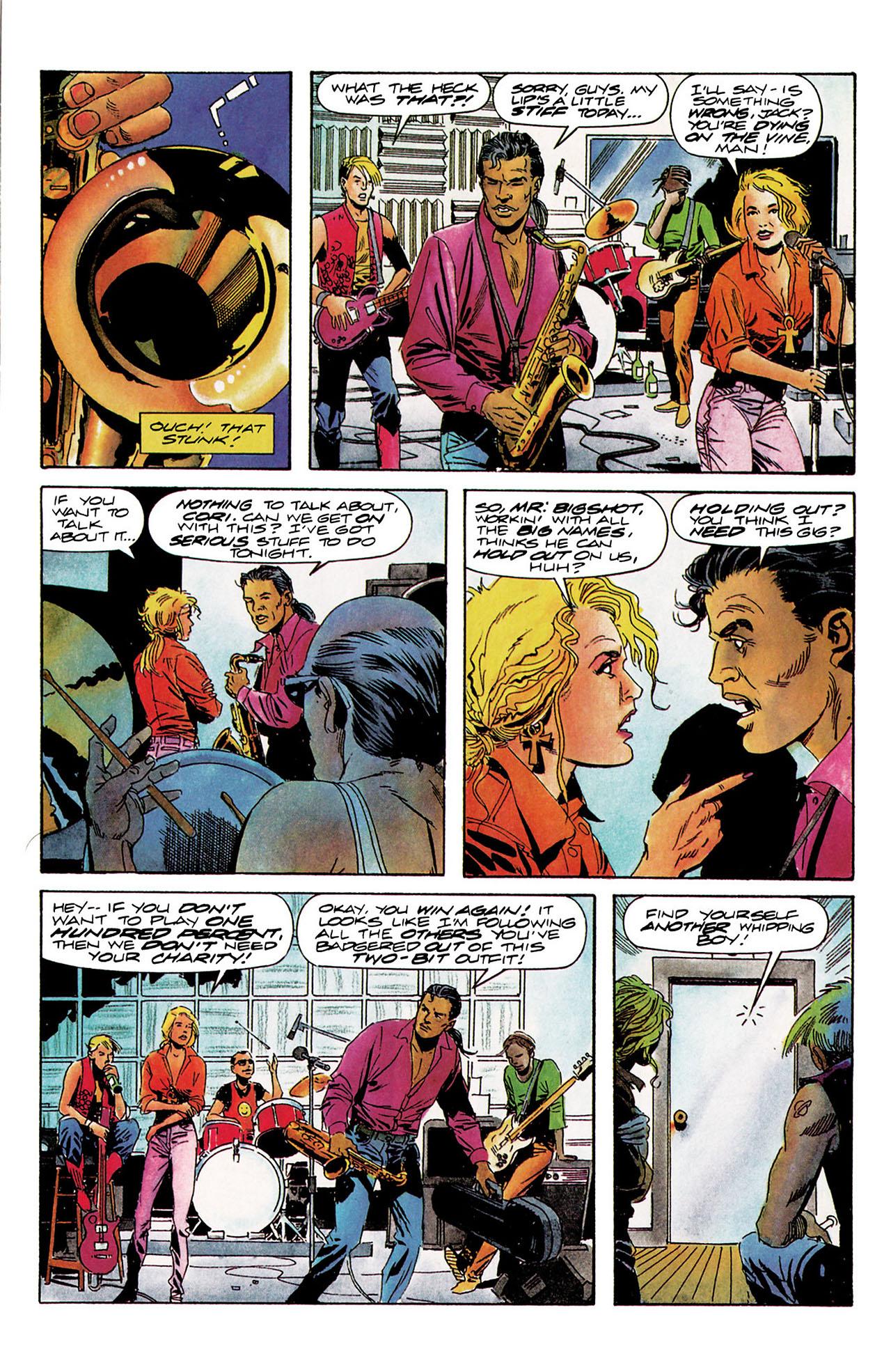 Read online Shadowman (1992) comic -  Issue #9 - 8