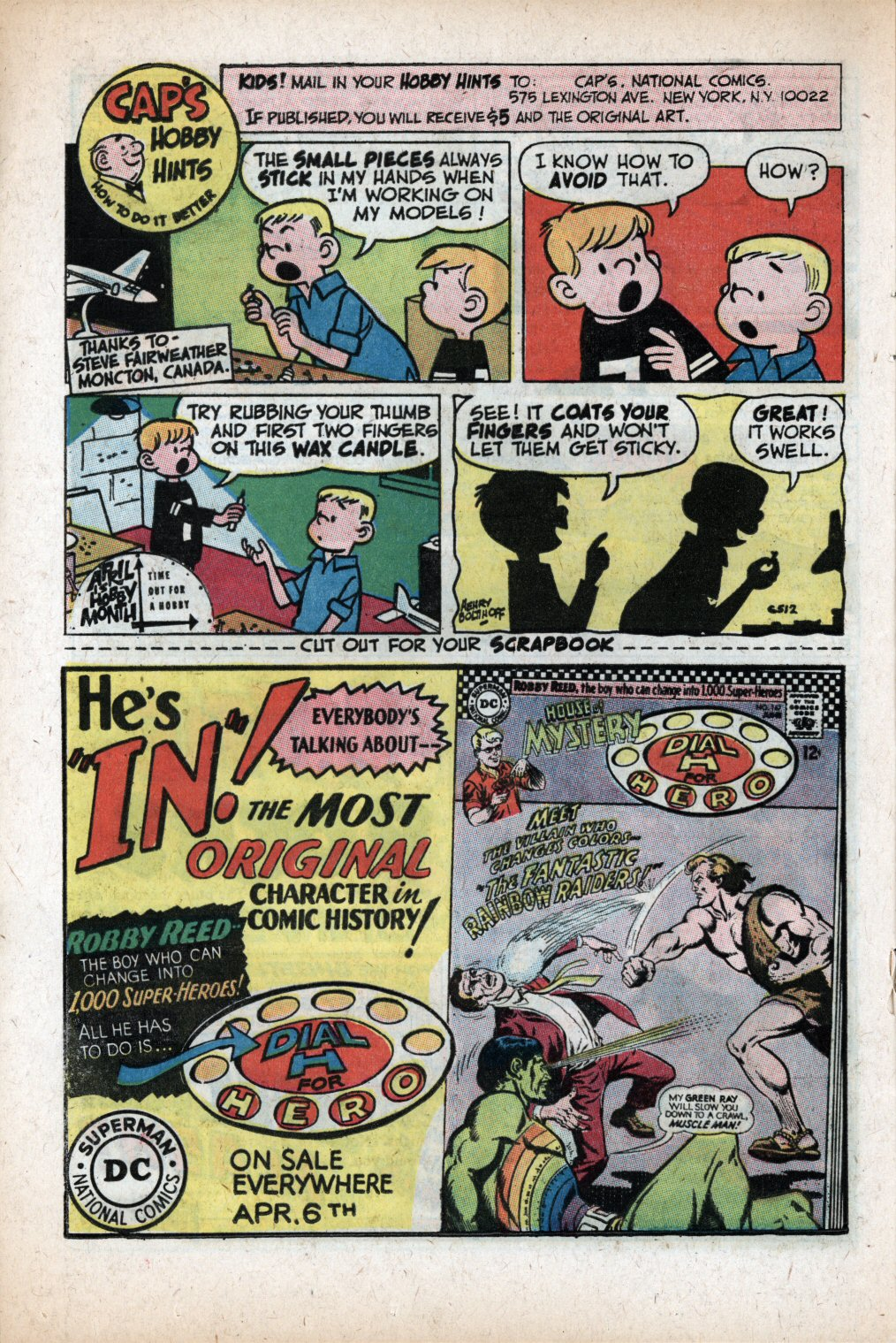 The Adventures of Bob Hope issue 105 - Page 12