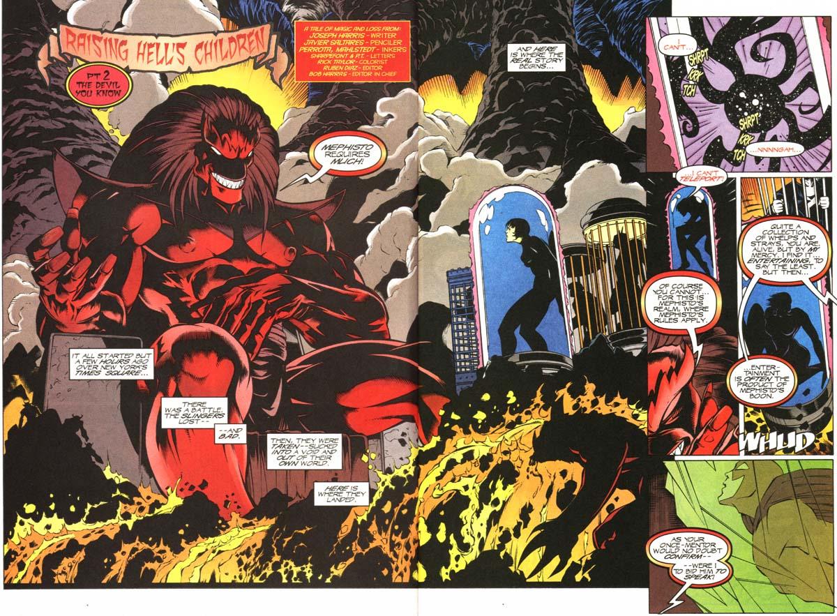 Read online Slingers comic -  Issue #11 - 4