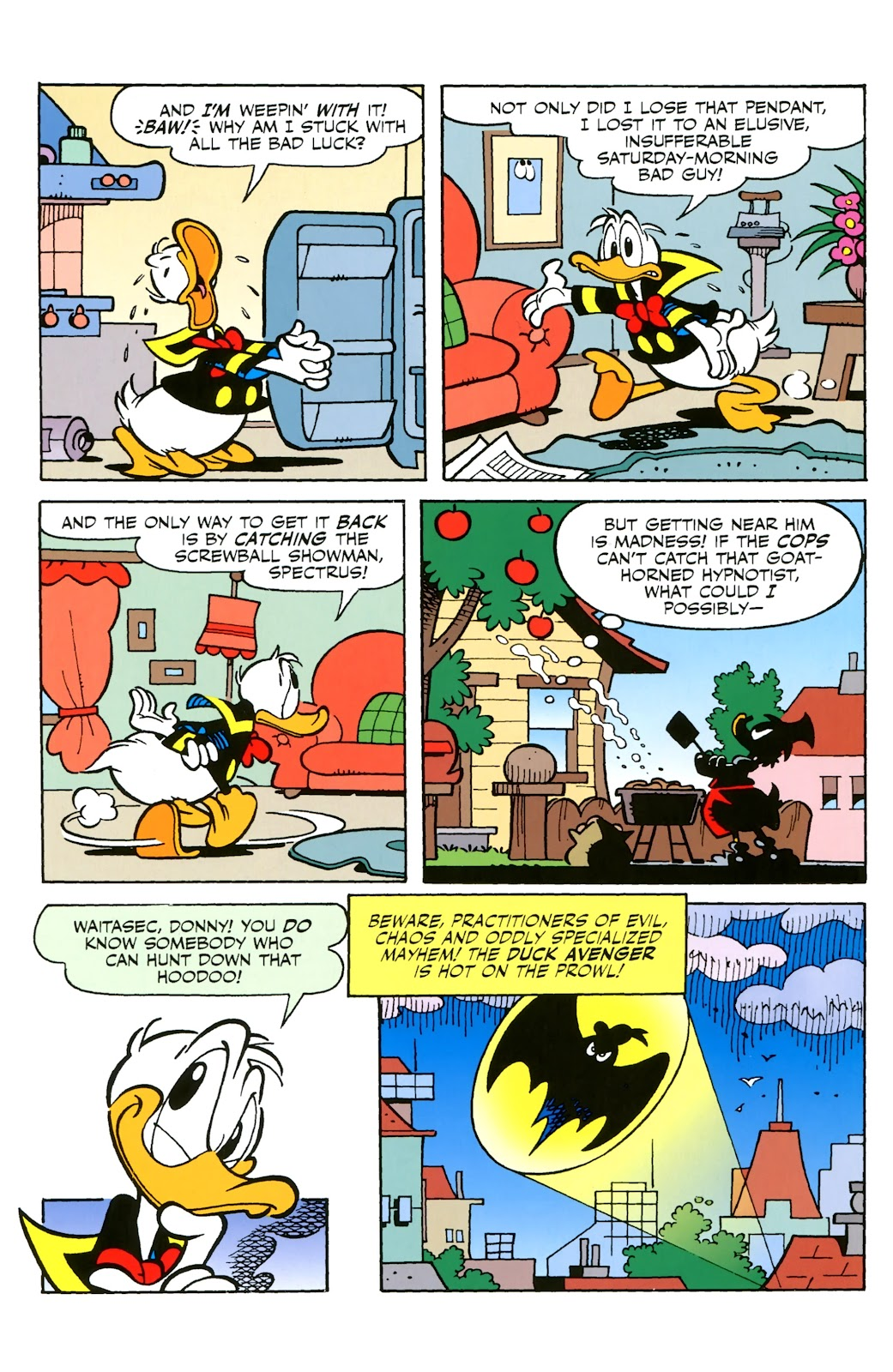 Walt Disney's Comics and Stories issue 728 - Page 12